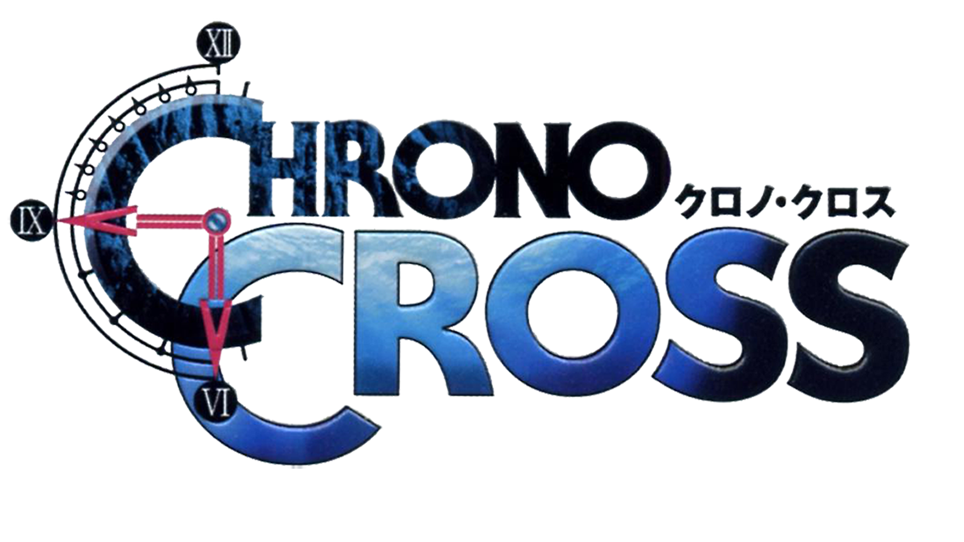 Chrono Cross Logo