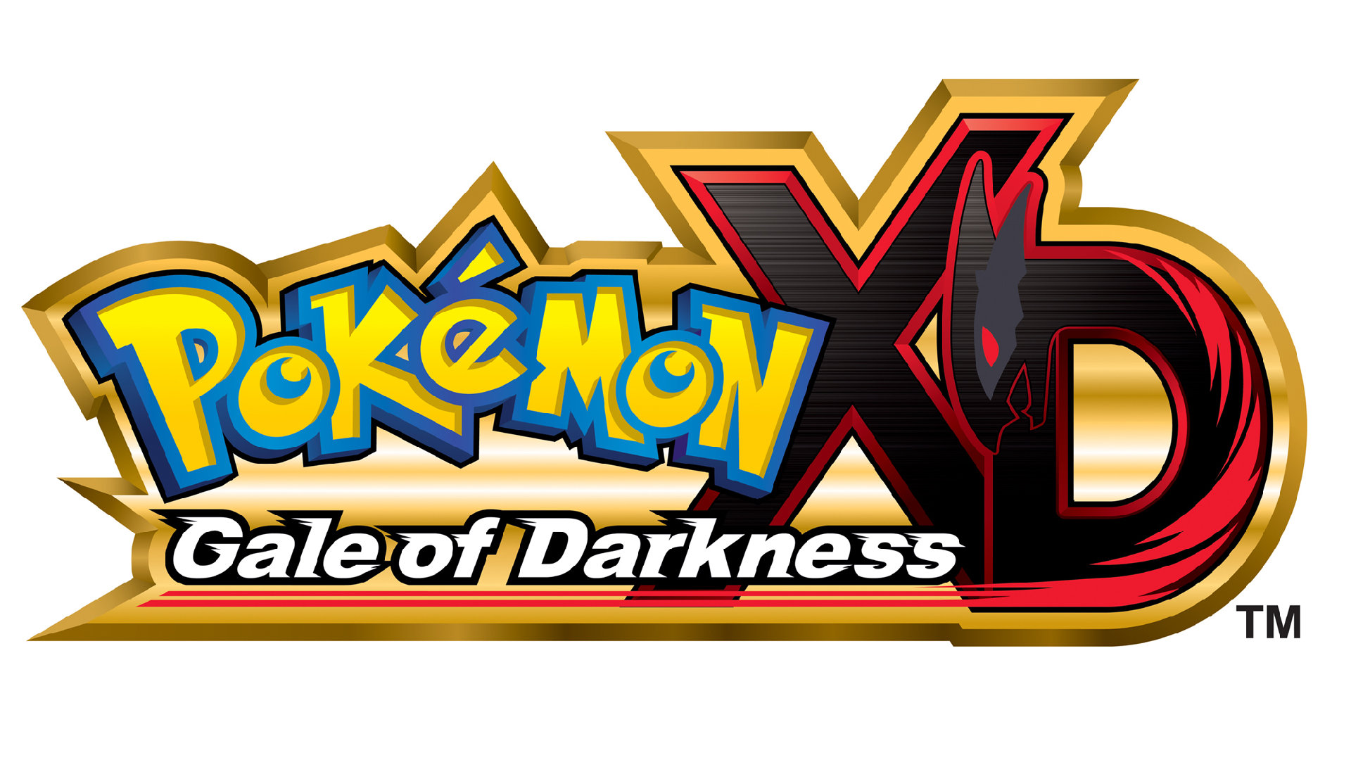 Pokémon XD: Gale of Darkness Logo