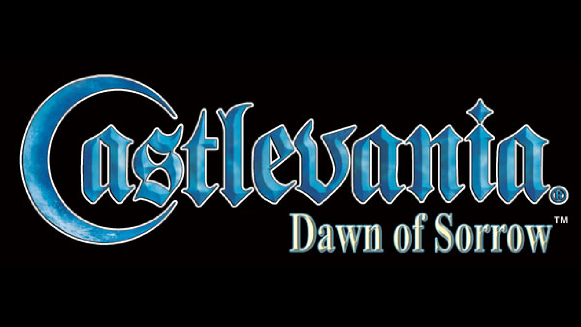 Castlevania: Dawn Of Sorrow Logo