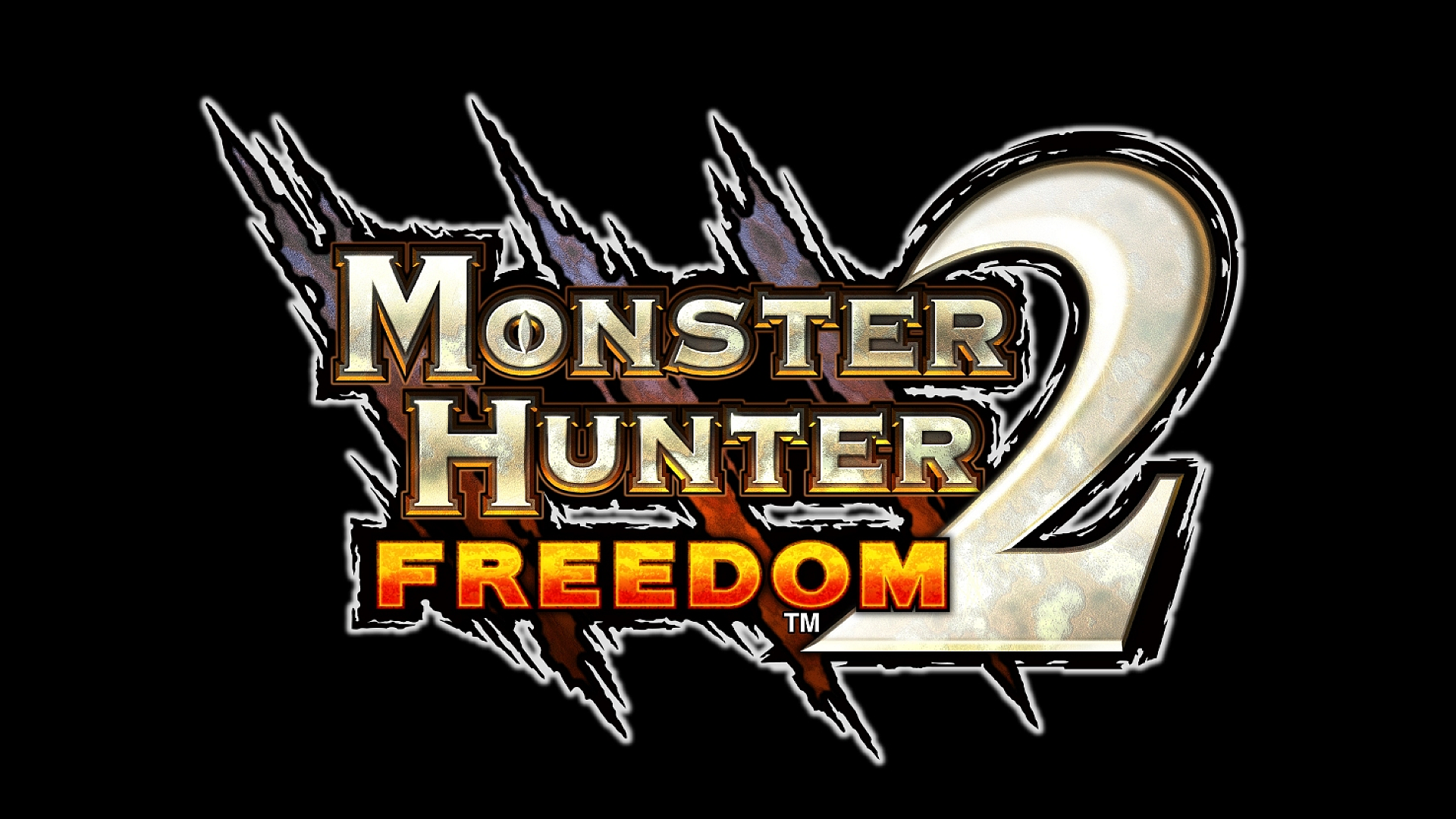 Monster Hunter Freedom 2 Logo