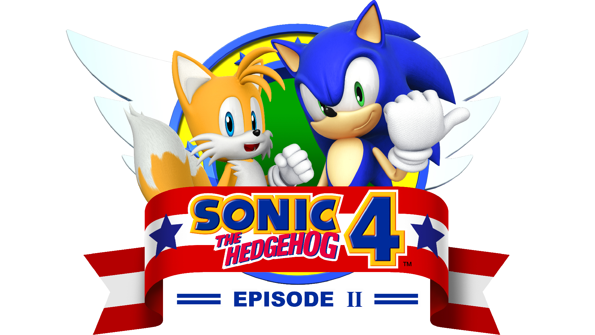 Sonic the Hedgehog 4: Episode II Logo