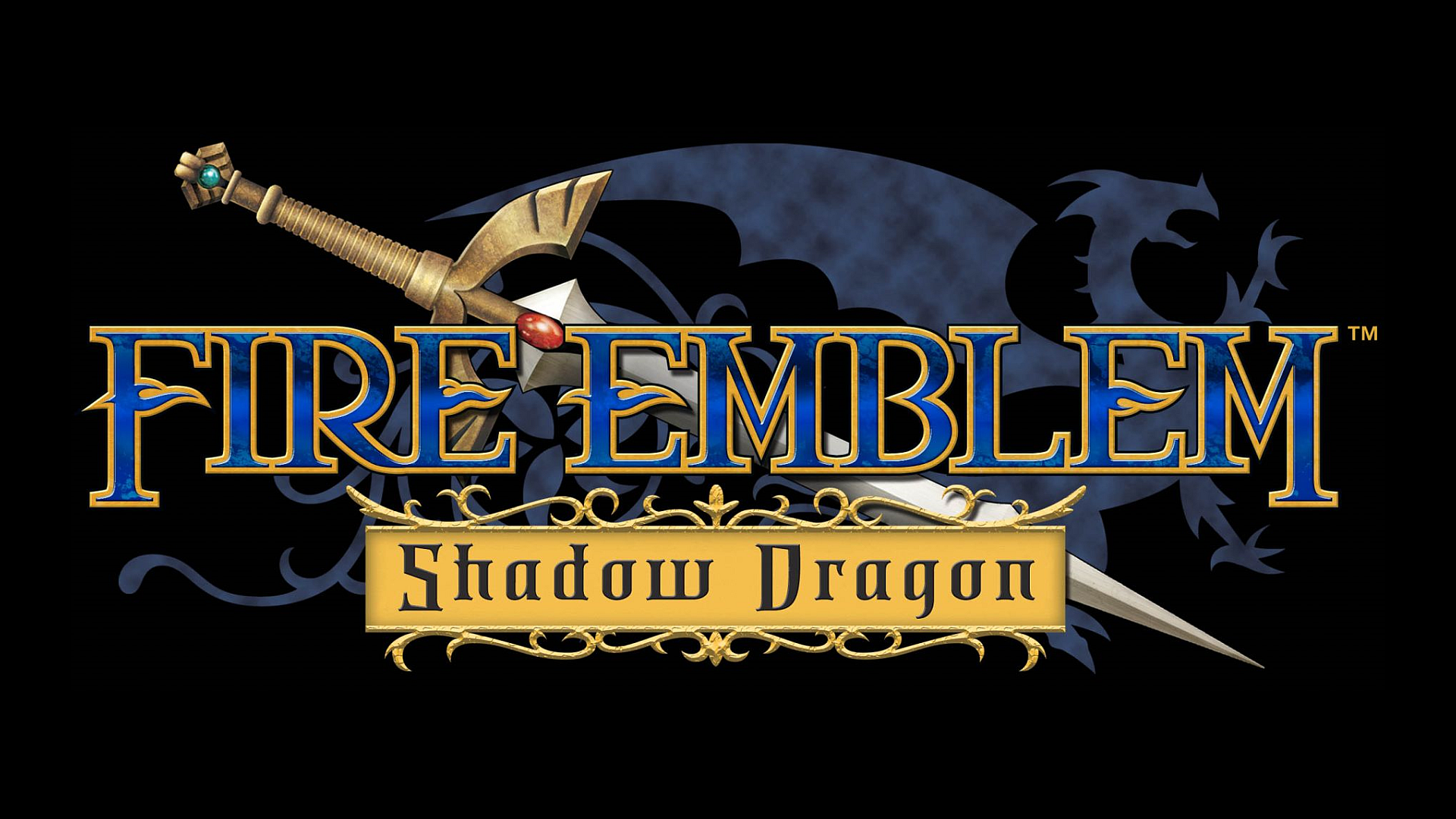 Fire Emblem: Shadow Dragon Logo