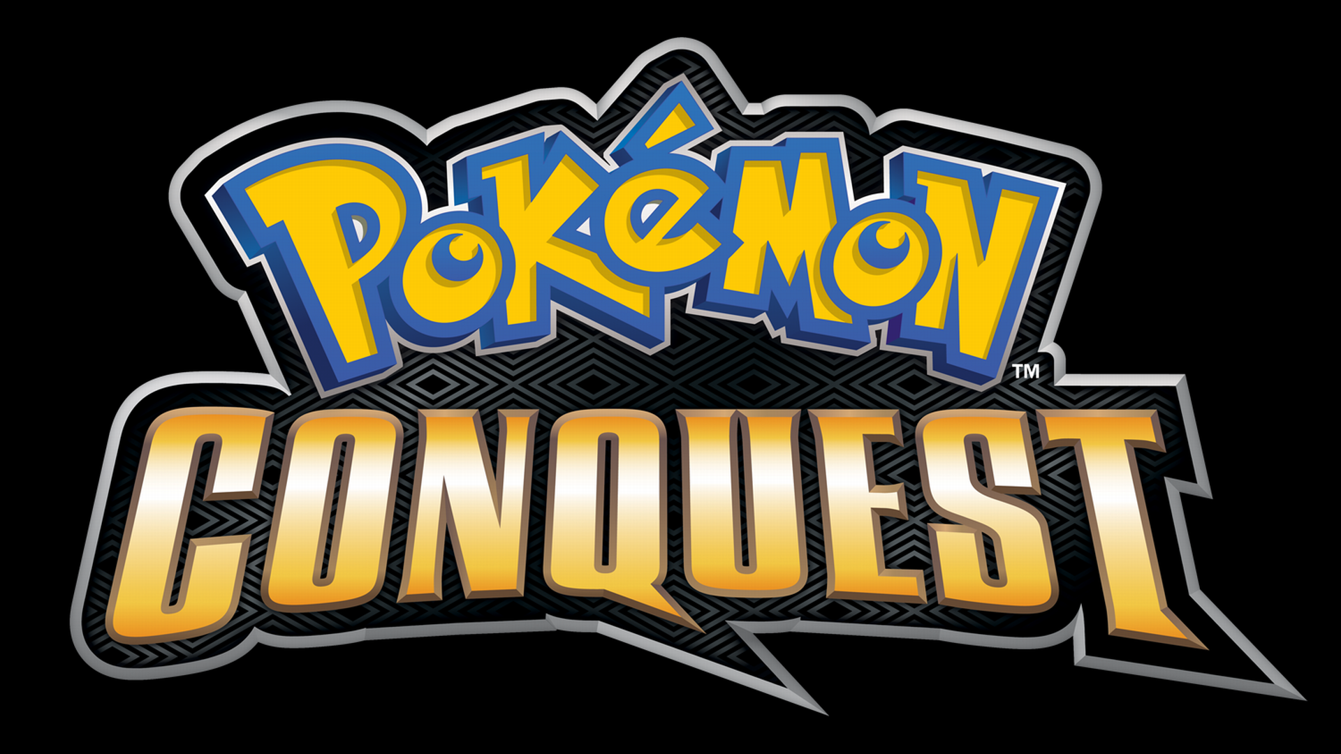 Pokémon Conquest Logo