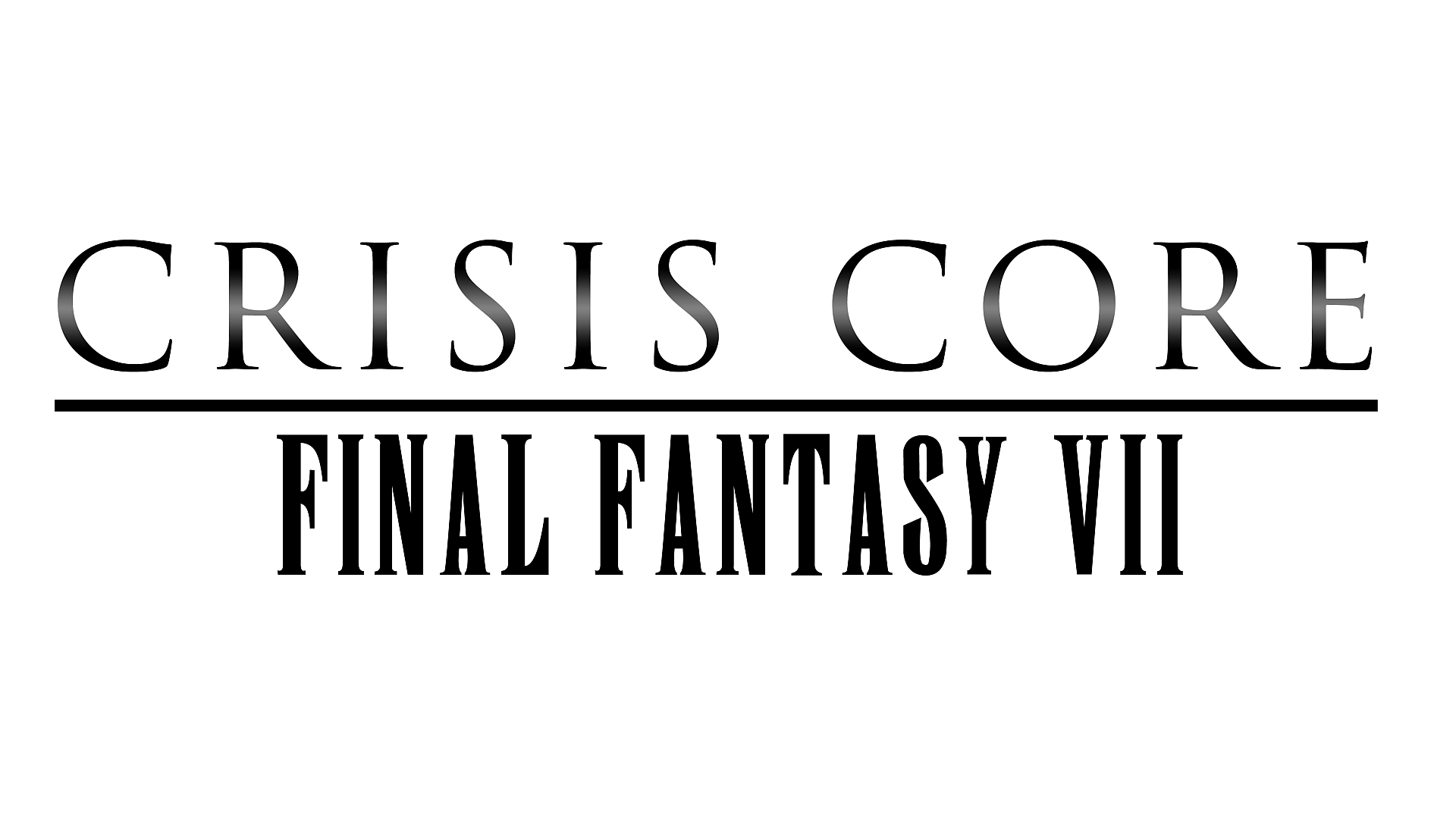 Crisis Core: Final Fantasy VII Logo
