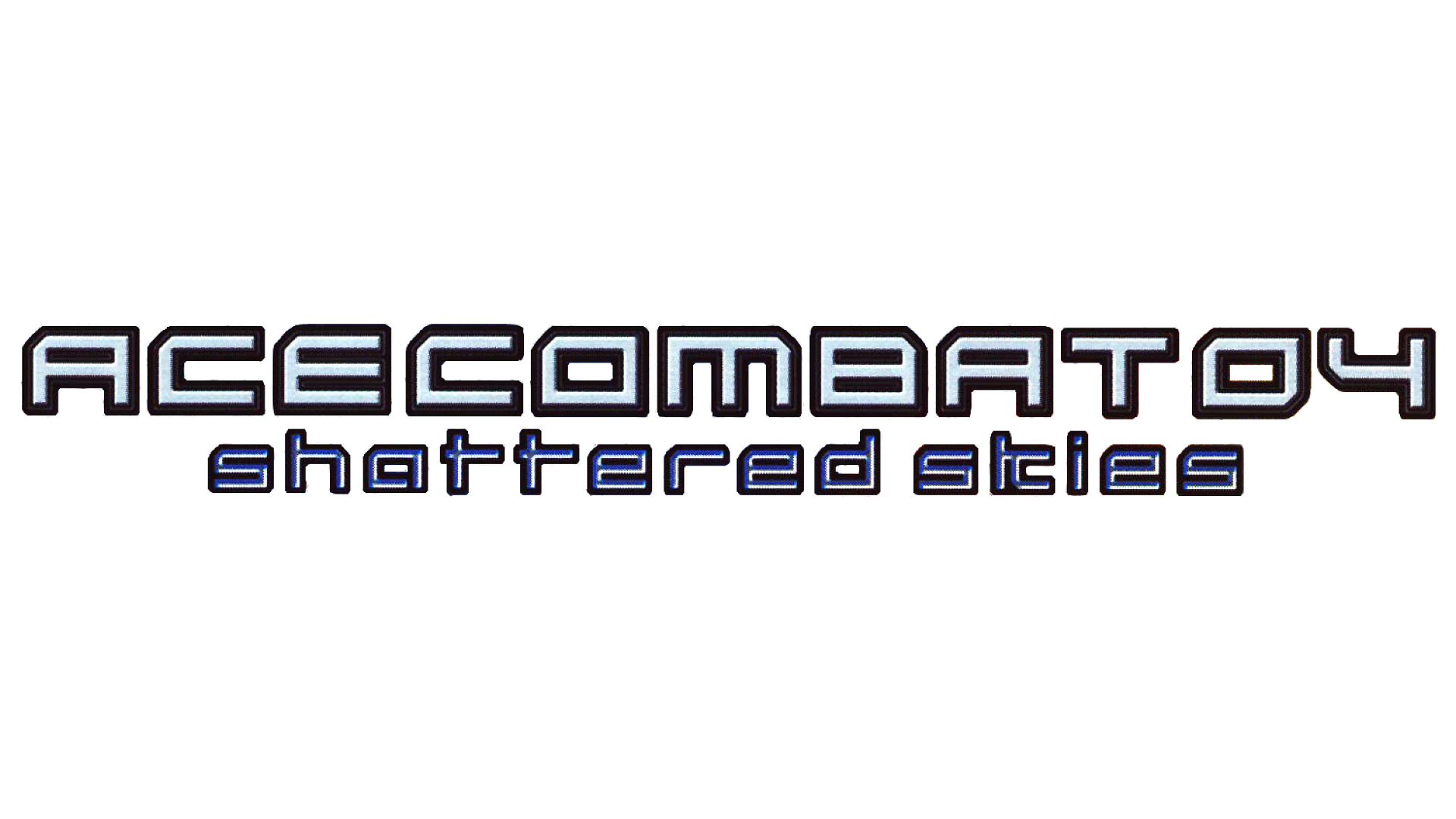 Ace Combat 04: Shattered Skies  Logo
