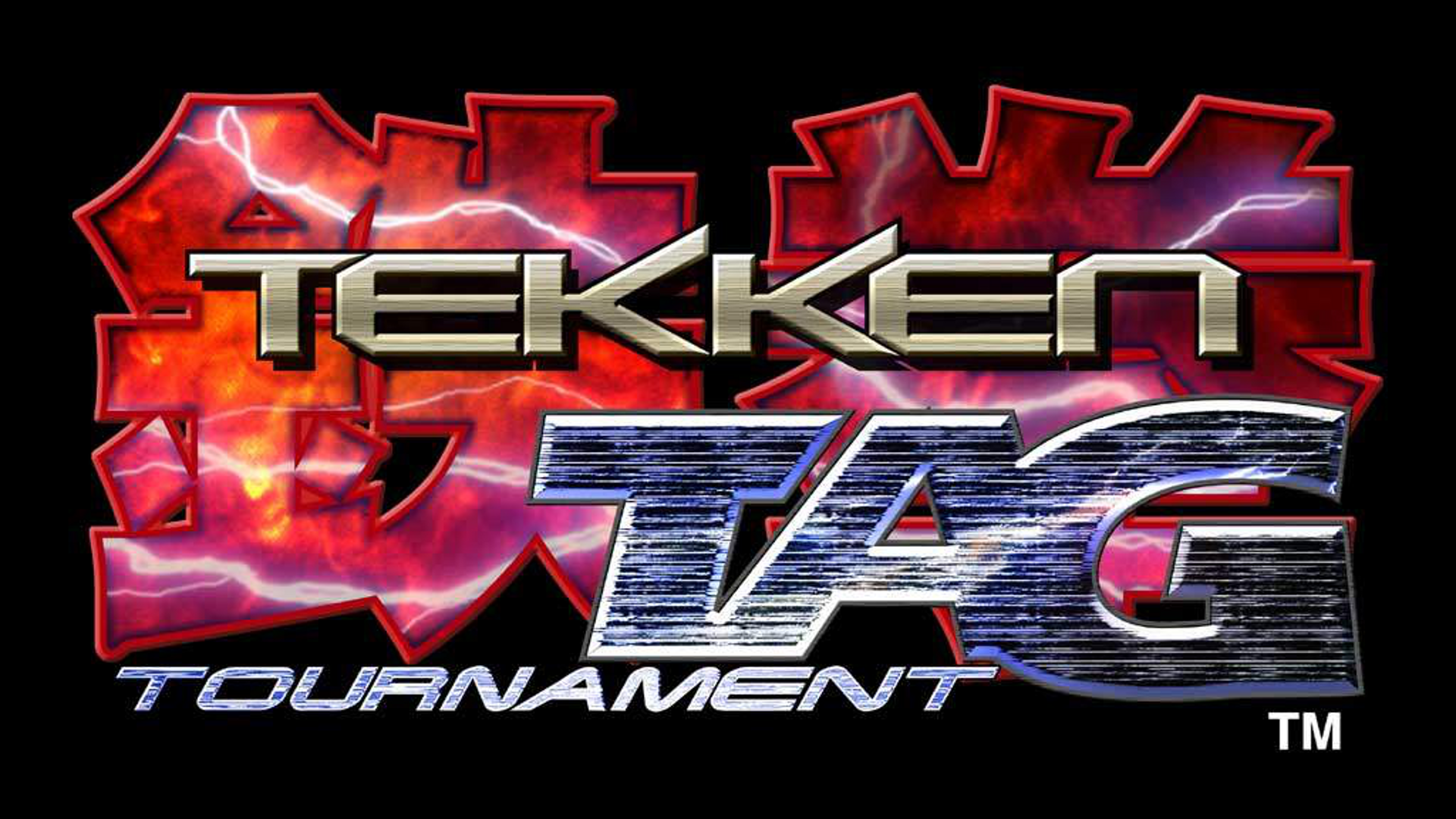 Tekken Tag Tournament Logo