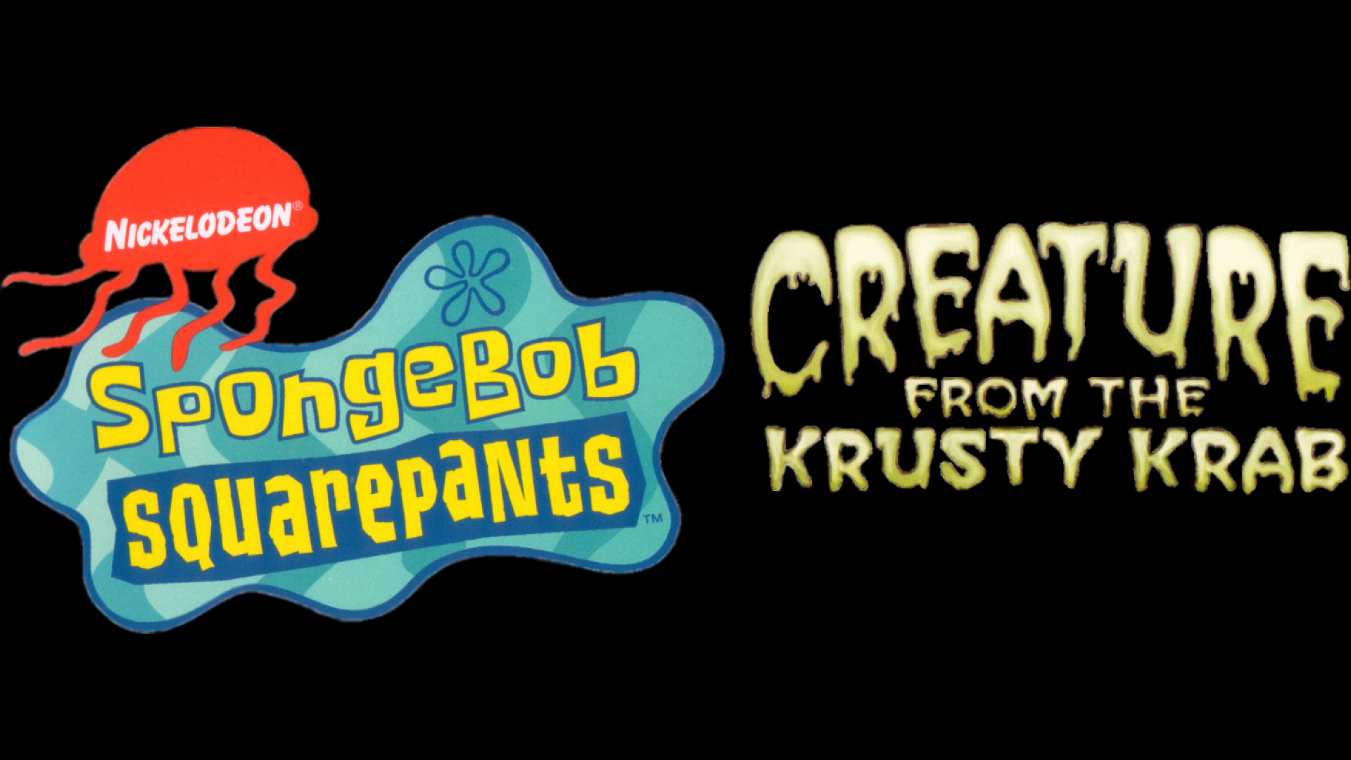SpongeBob SquarePants: Creature from the Krusty Krab Logo