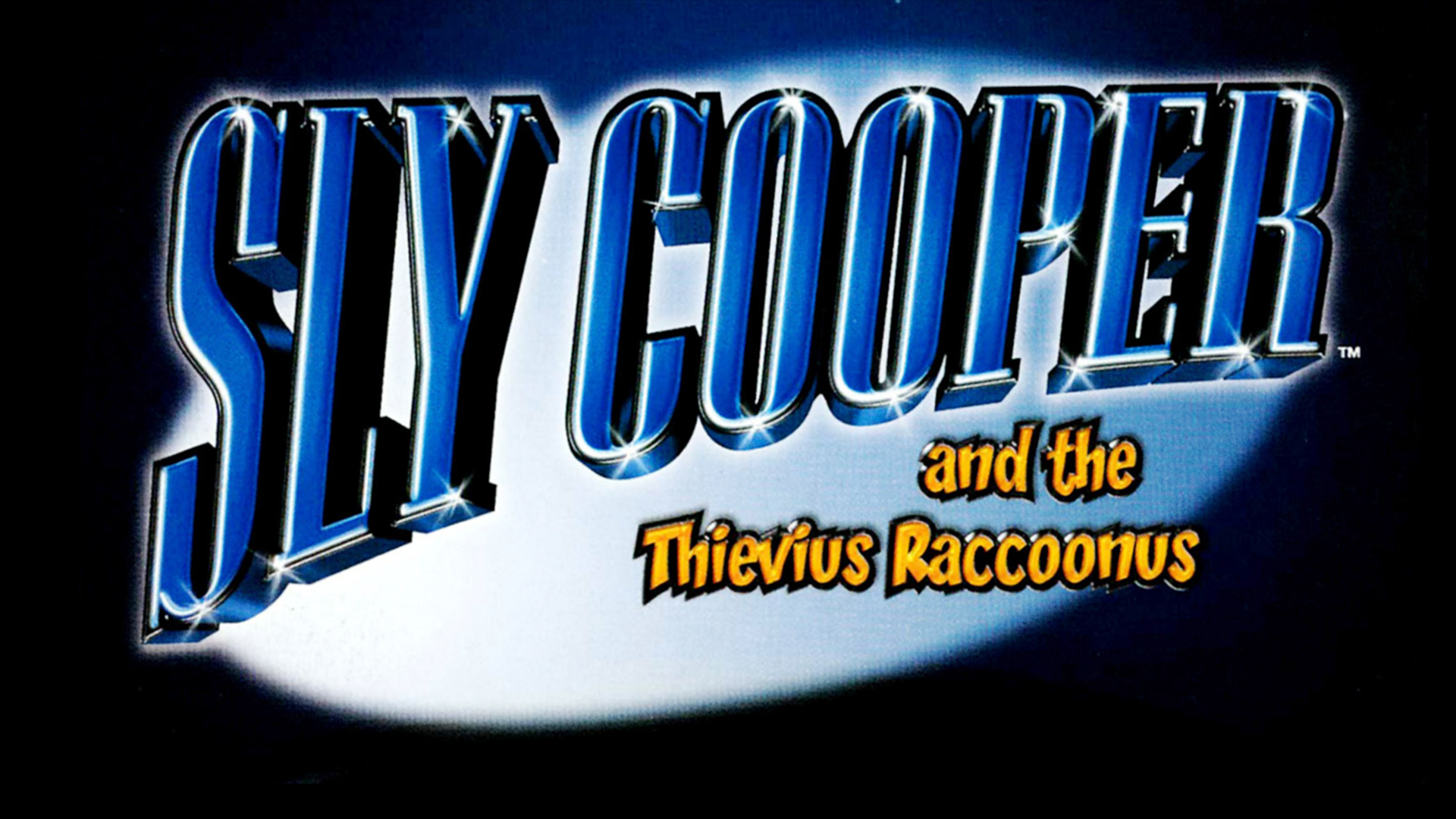Sly Cooper and the Thievius Raccoonus Logo