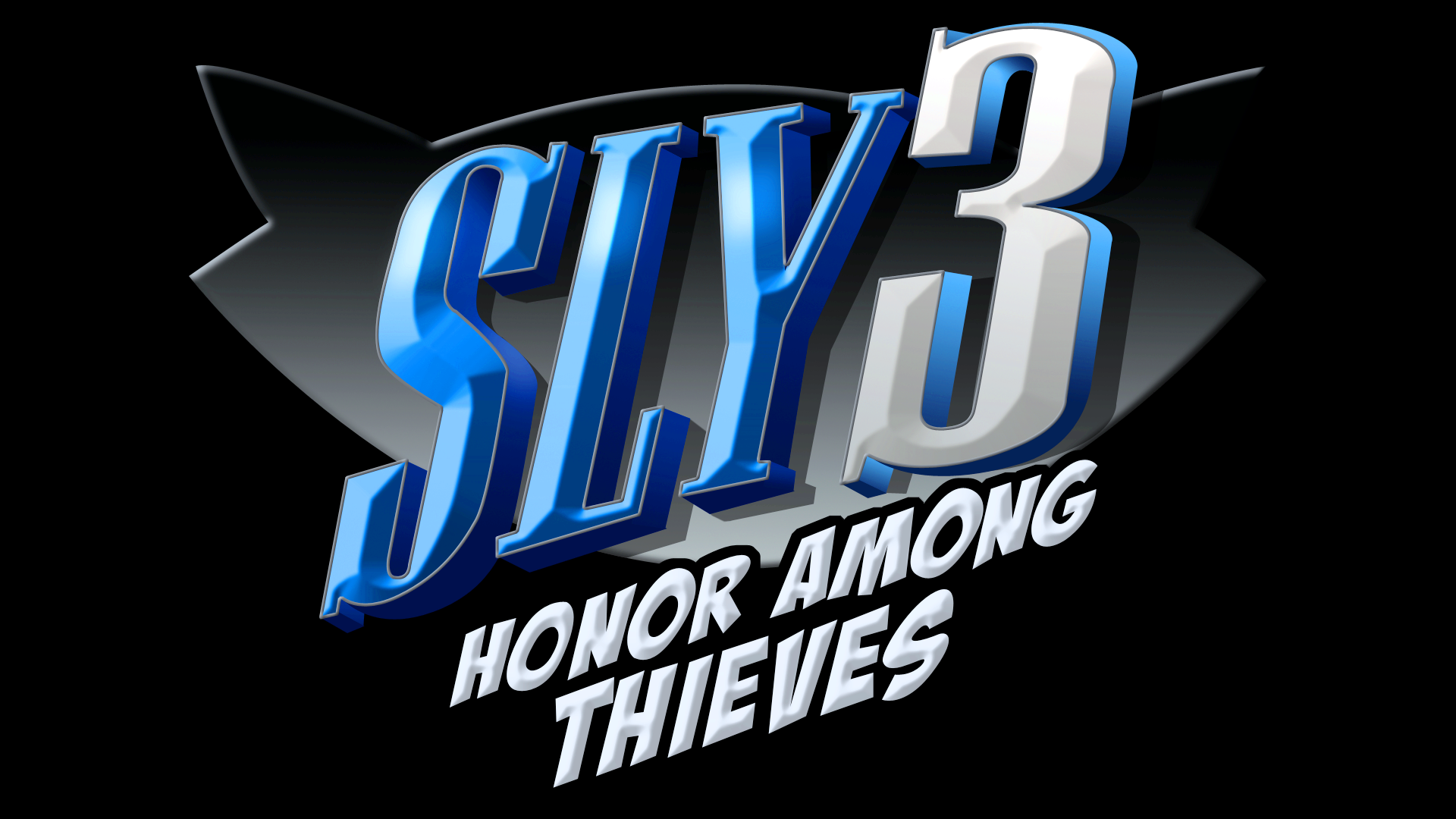 Sly 3: Honor Among Thieves Logo