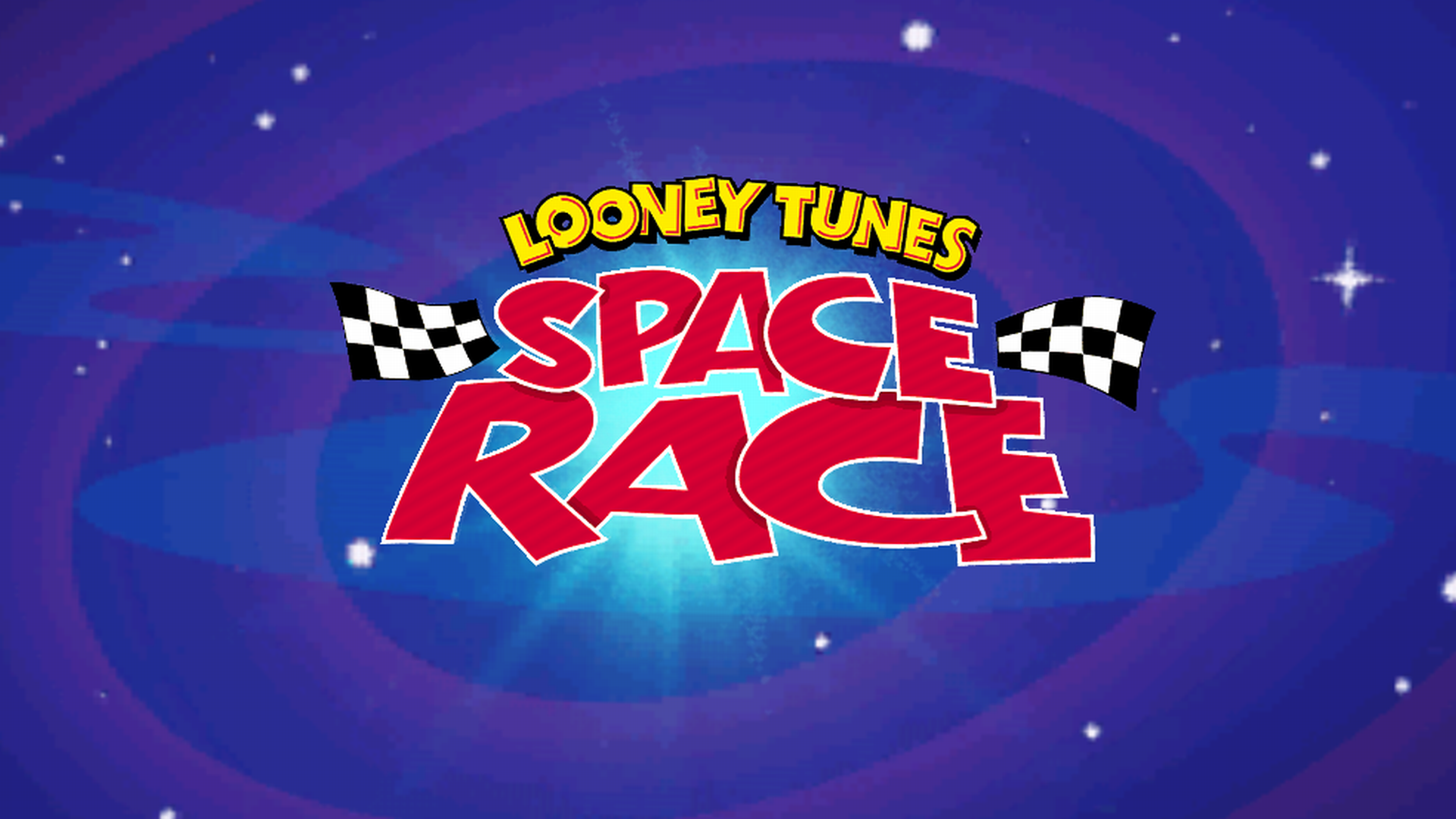 Looney Tunes Space Race (Dreamcast) Logo