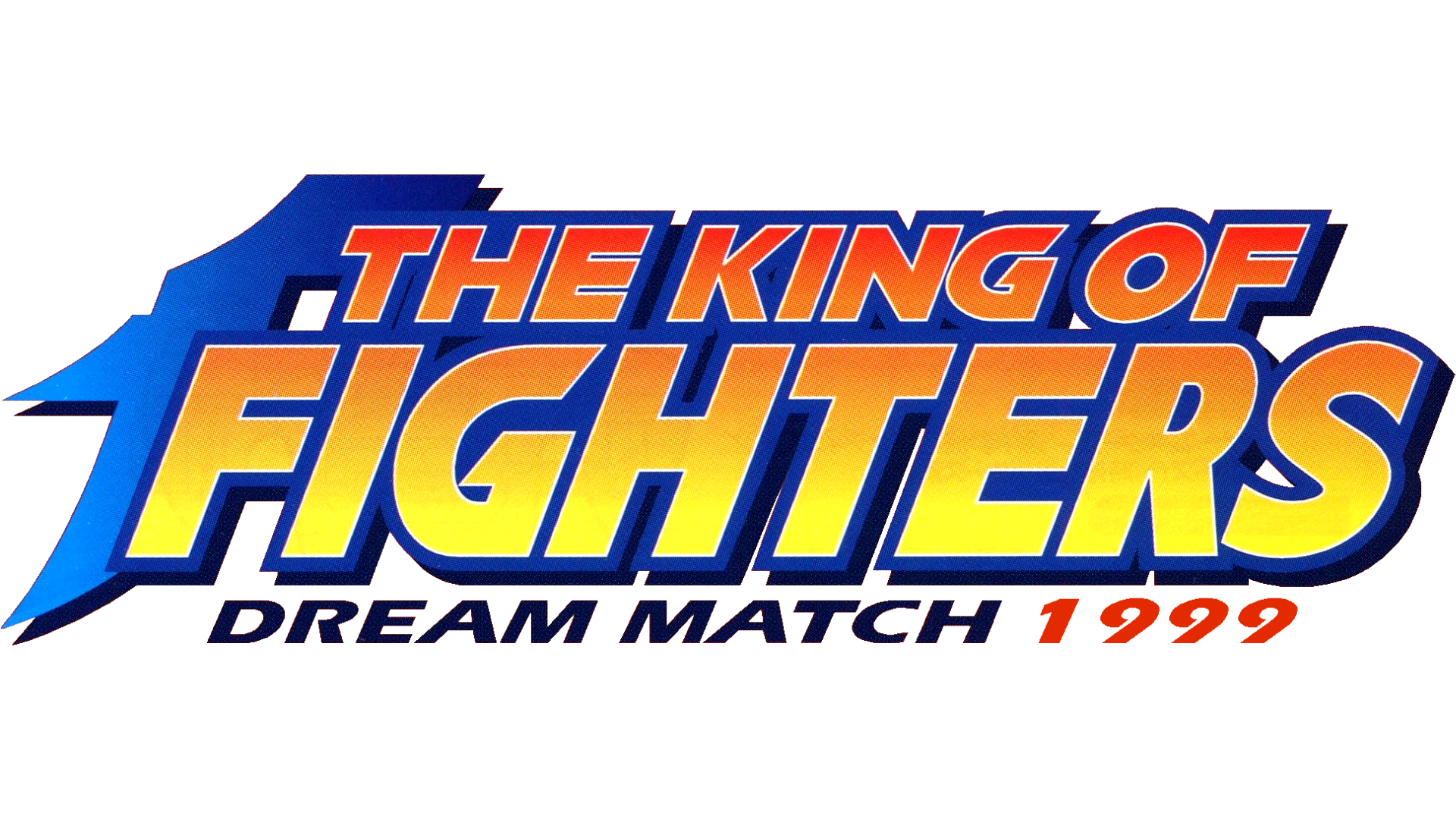King of Fighters: Dream Match 1999 Logo