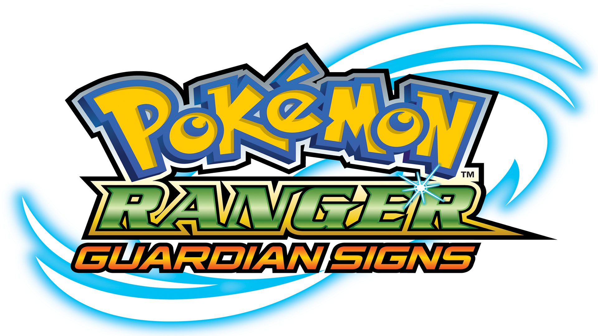Pokémon Ranger: Guardian Signs Logo