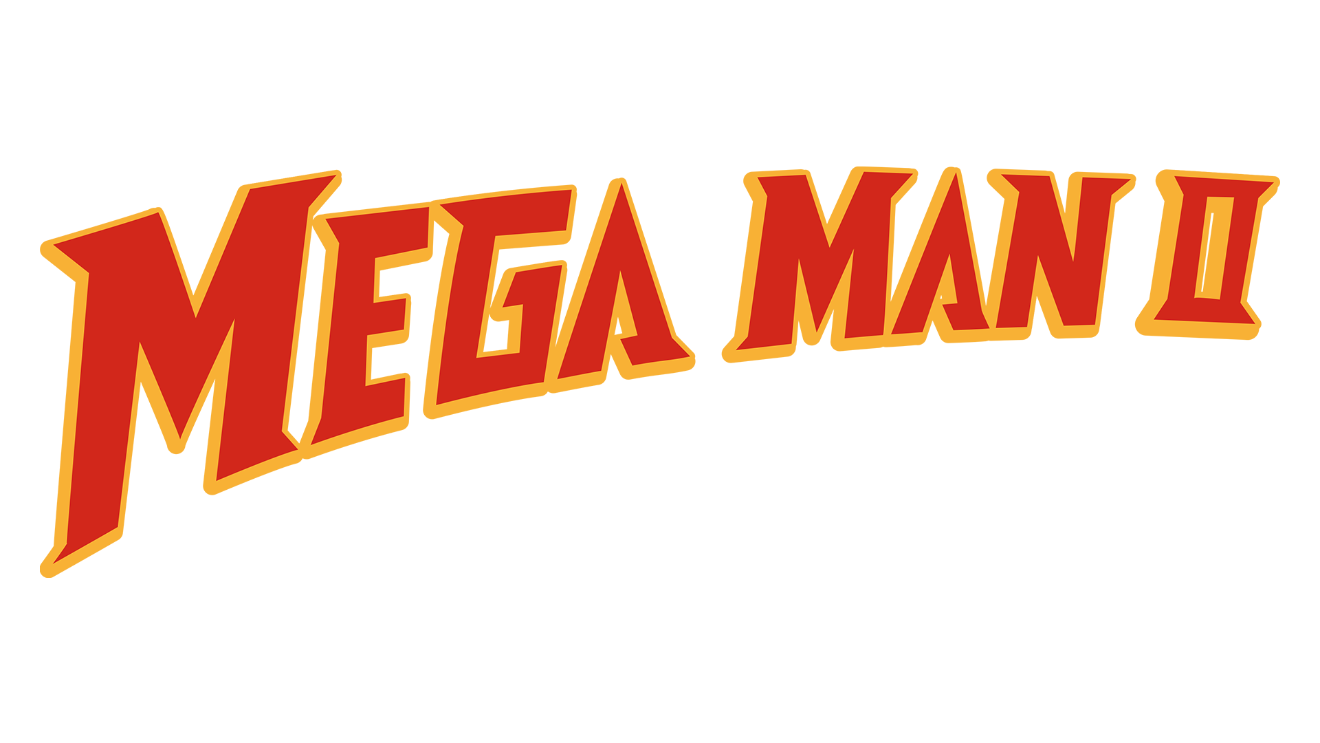 Mega Man II (Game Boy) Logo
