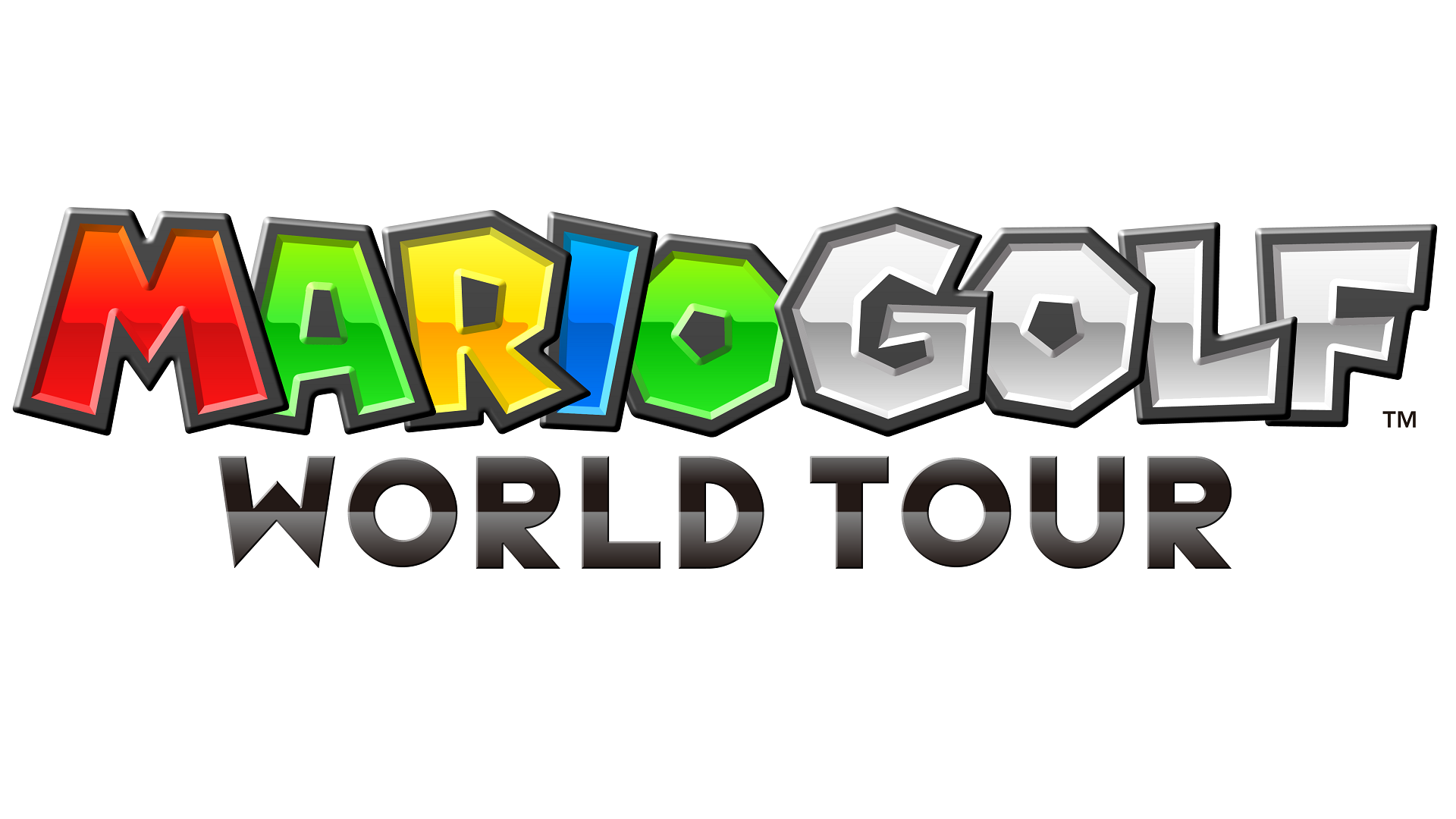 Mario Golf: World Tour Logo