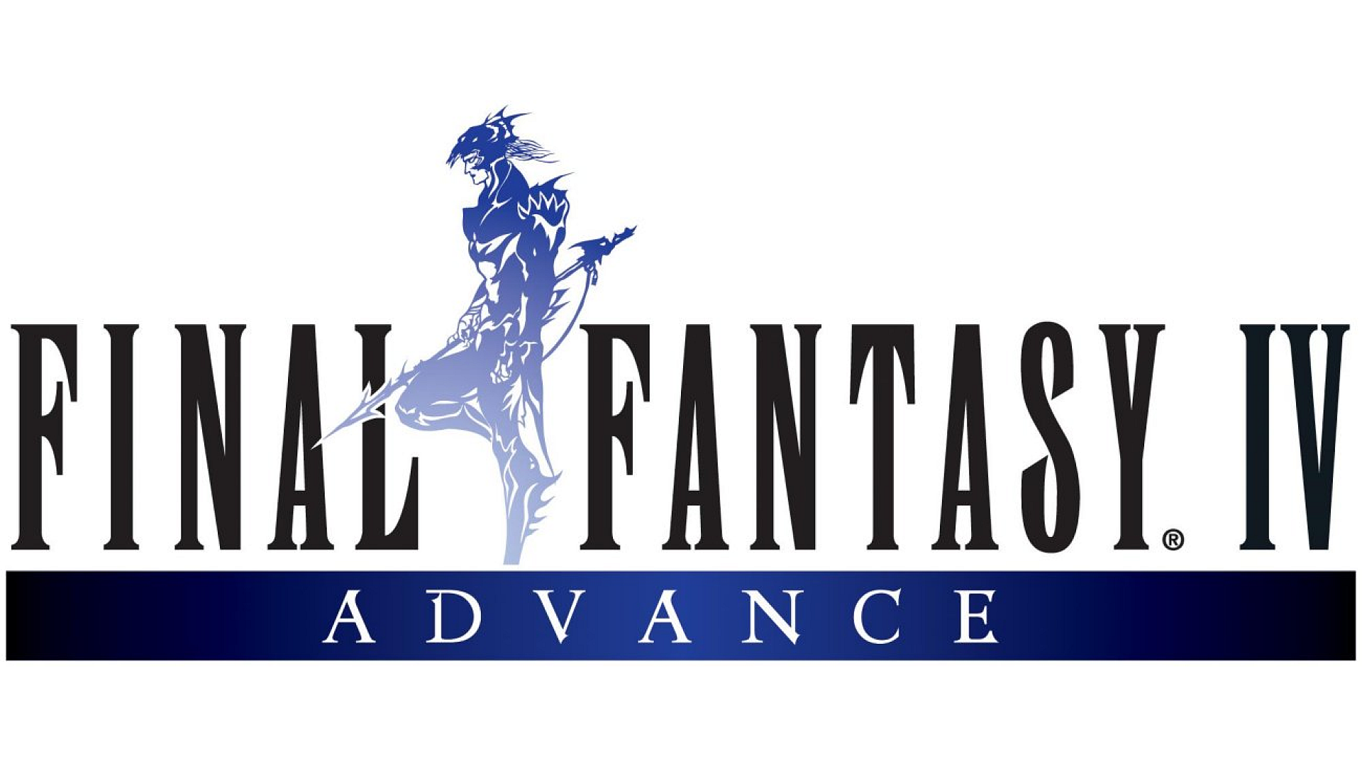 Final Fantasy IV Advance Logo