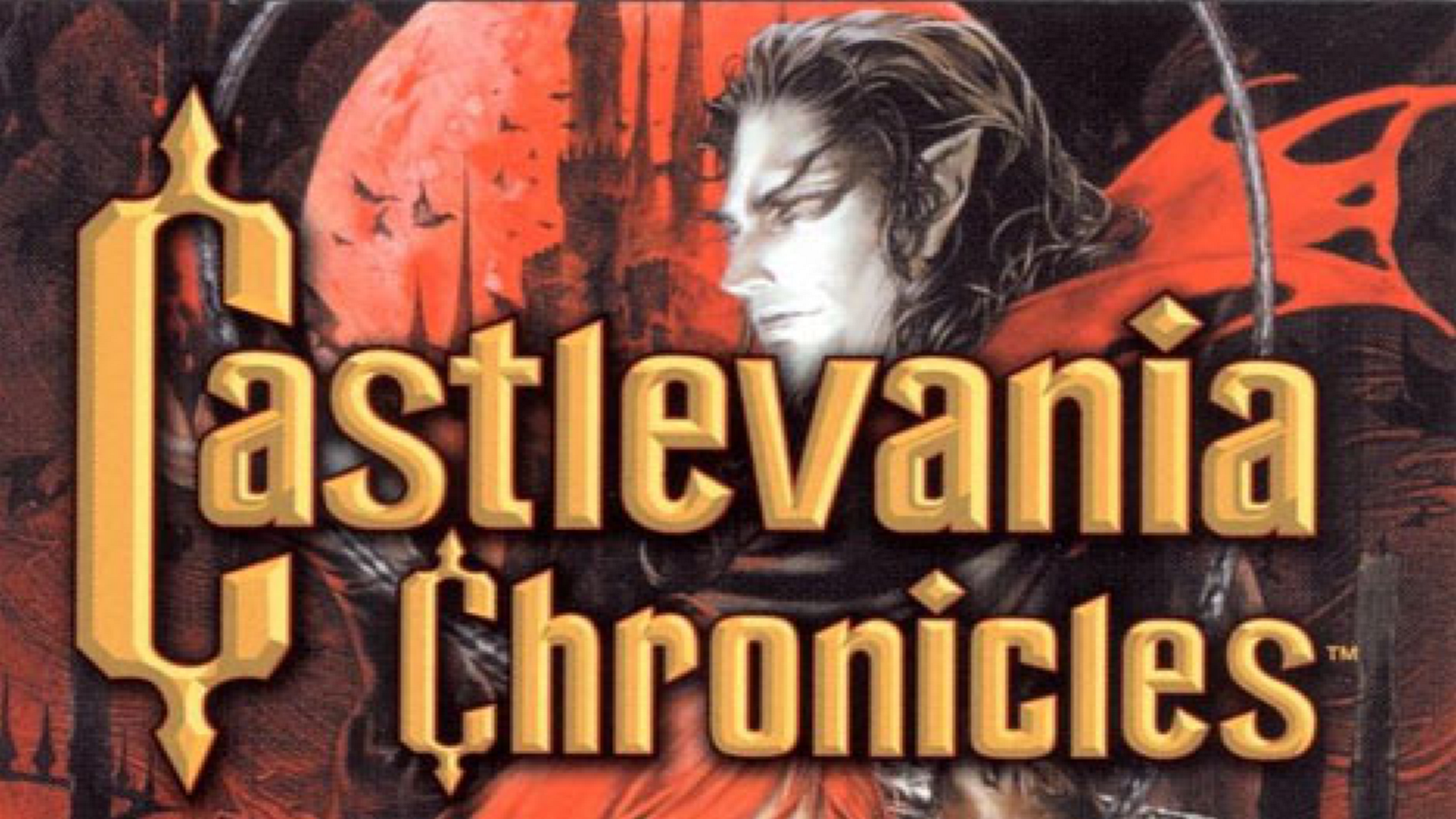 Castlevania Chronicles Logo