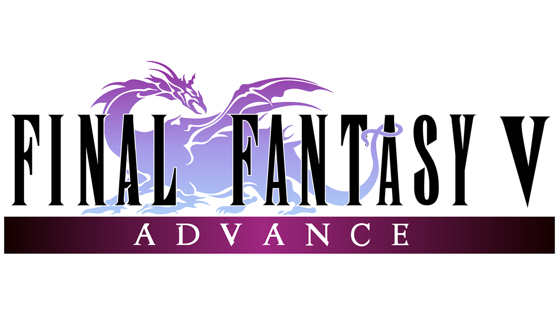 Final Fantasy V Advance Logo