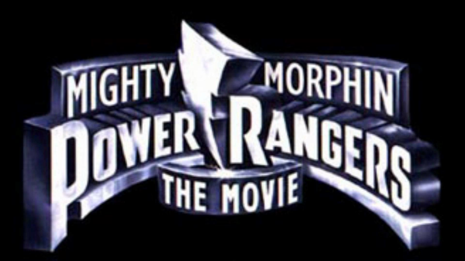 Mighty Morphin' Power Rangers: The Movie (Mega Drive/Genesis) Logo