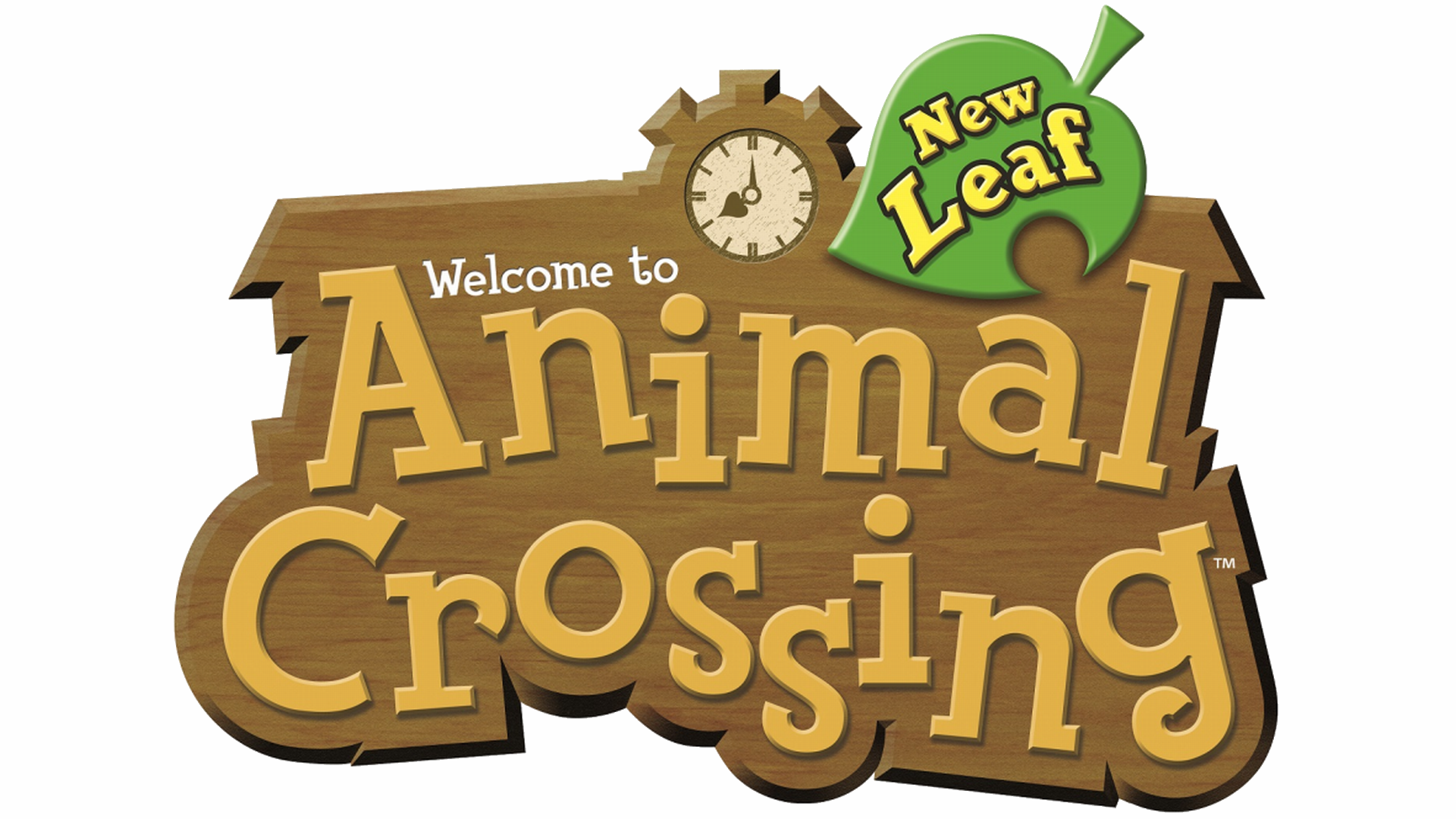 Animal Crossing: New Leaf Logo