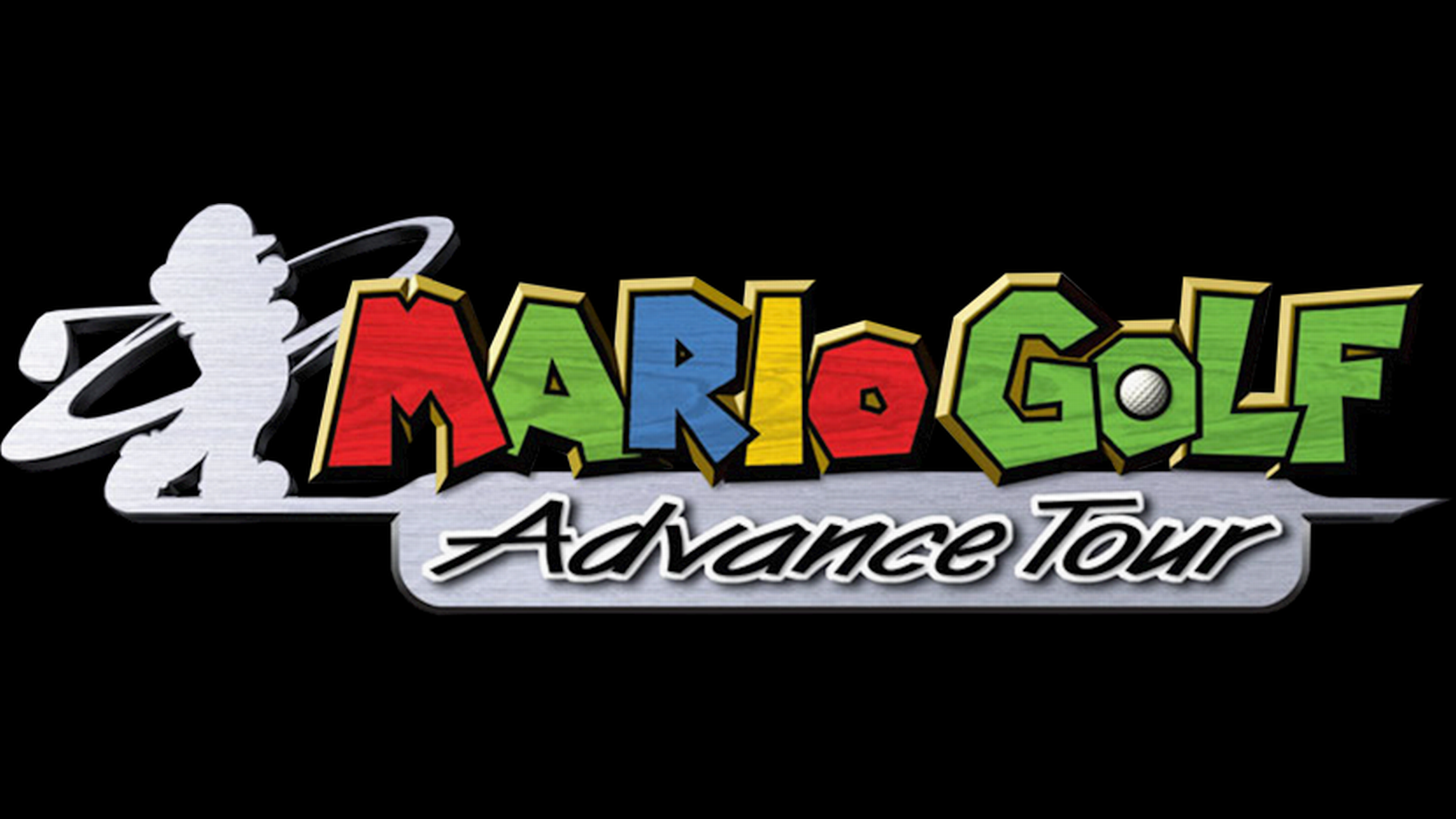 Mario Golf: Advance Tour Logo