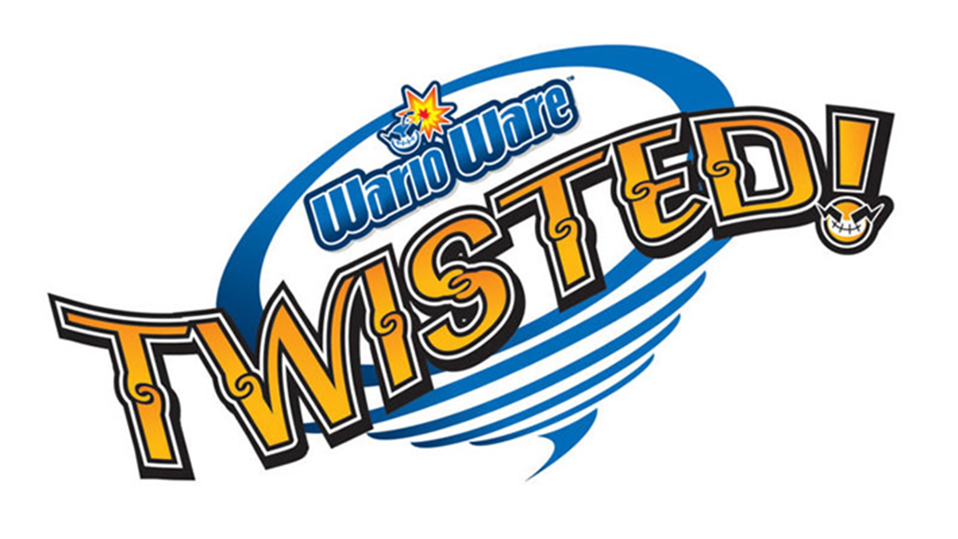 WarioWare: Twisted! Logo