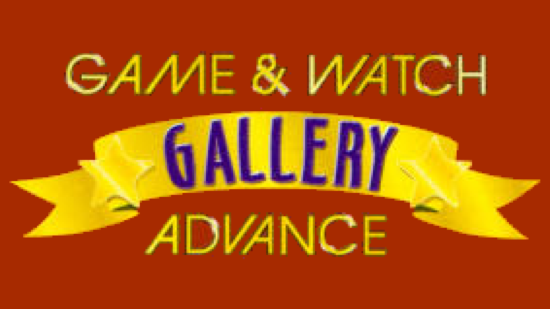 Game & Watch Gallery 4 Logo