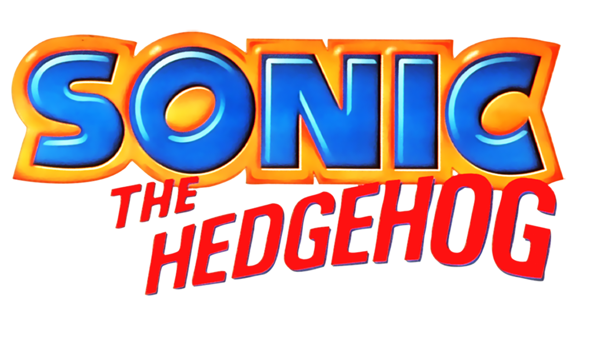 Sonic the Hedgehog (Genesis) Logo