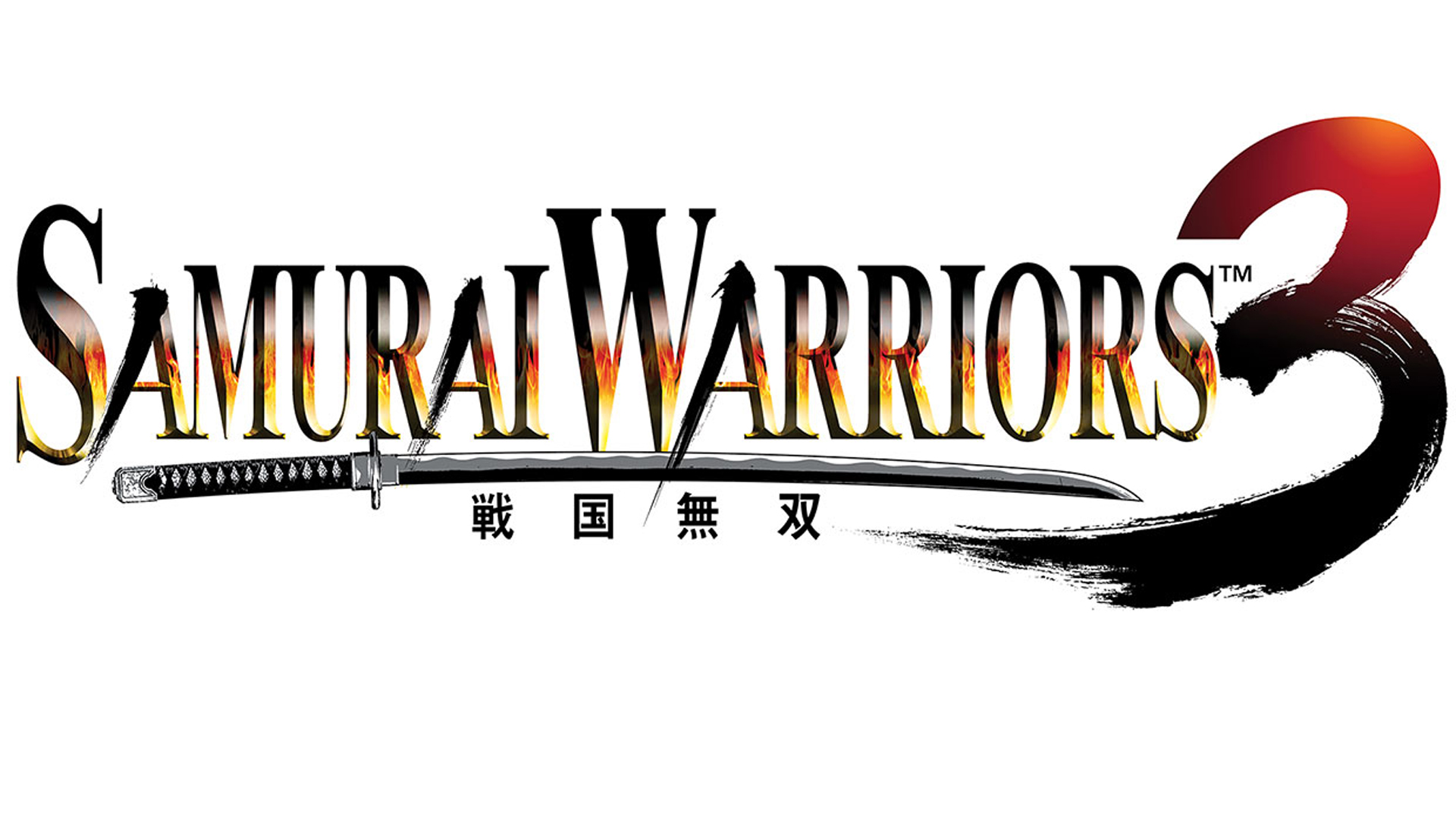 Samurai Warriors 3 Logo