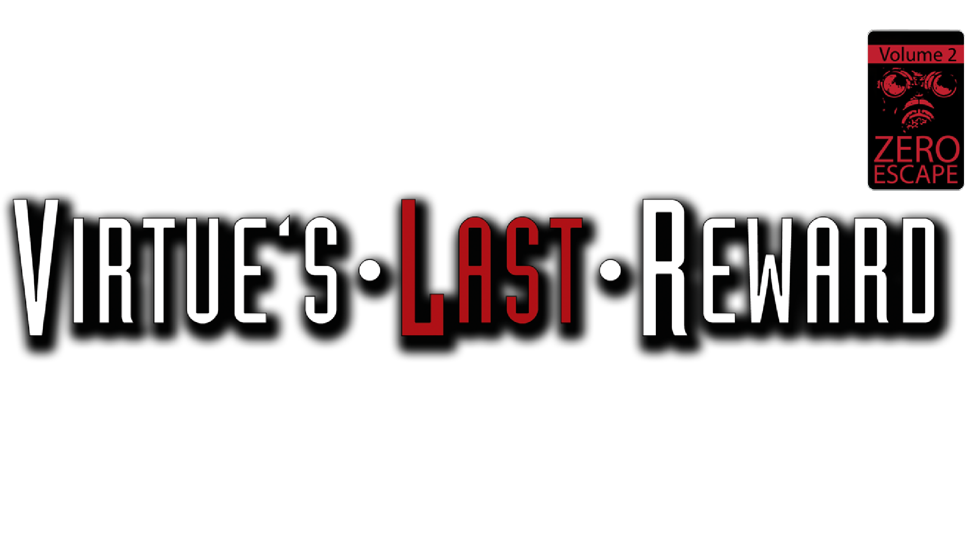 Zero Escape: Virtue's Last Reward Logo