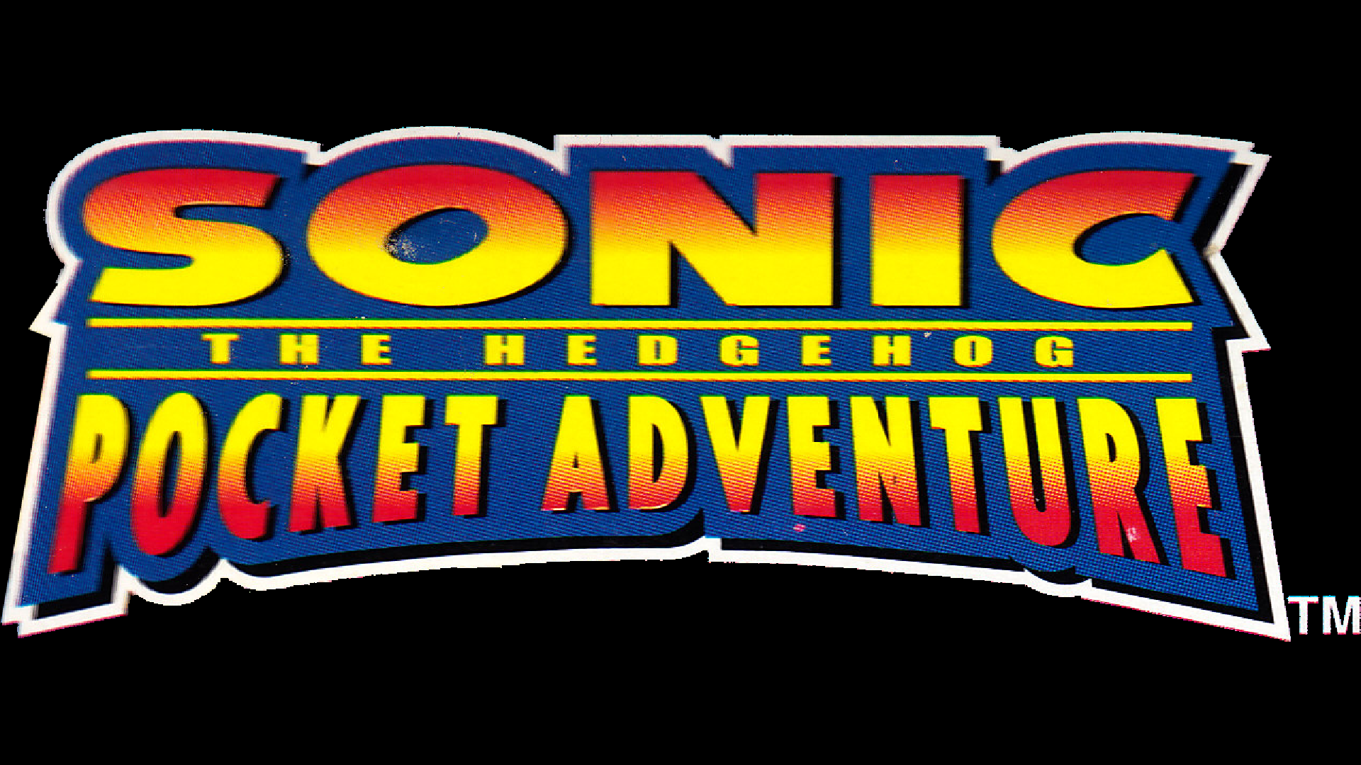 Sonic the Hedgehog: Pocket Adventure Logo