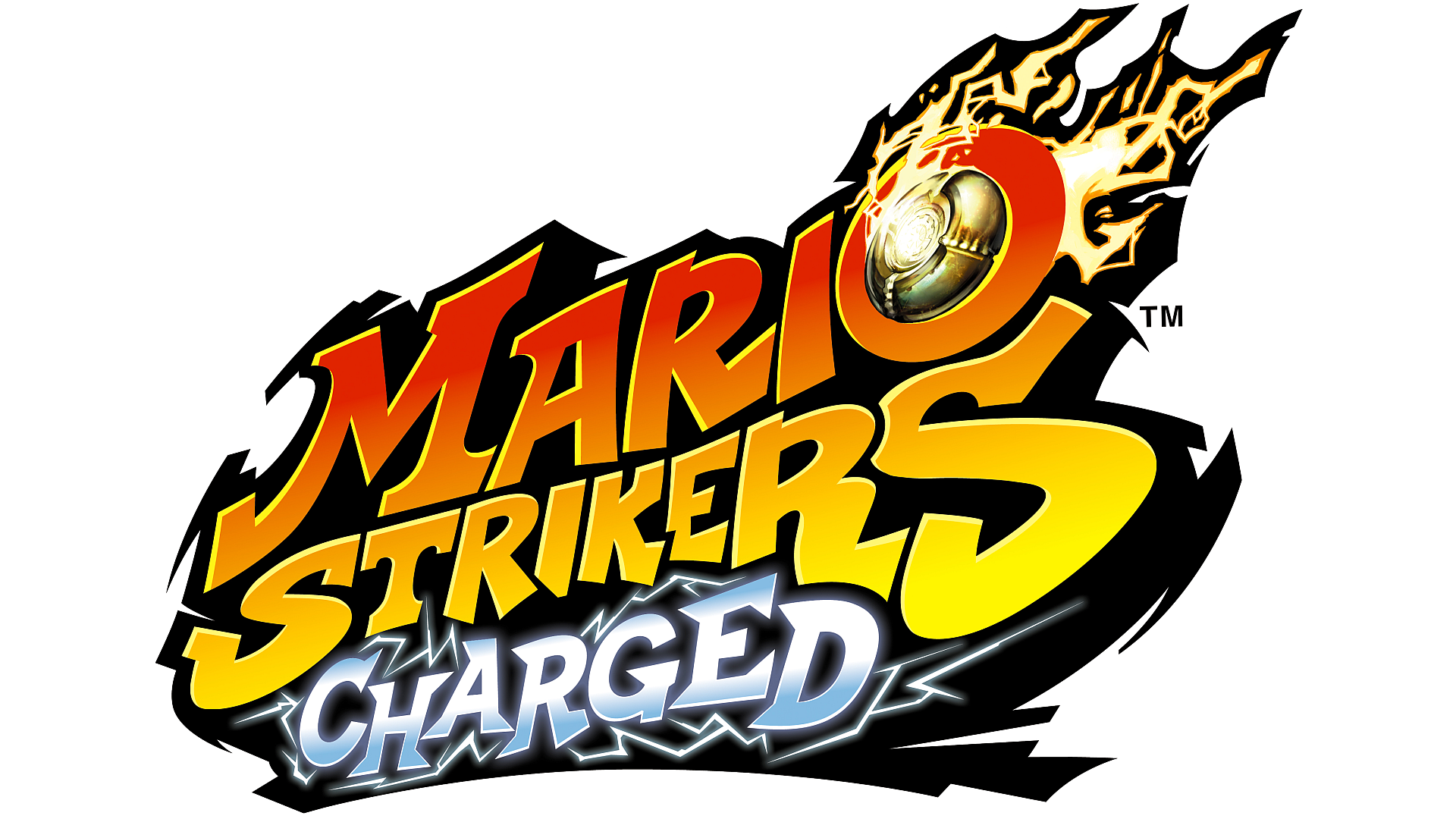 Mario Strikers Charged Logo