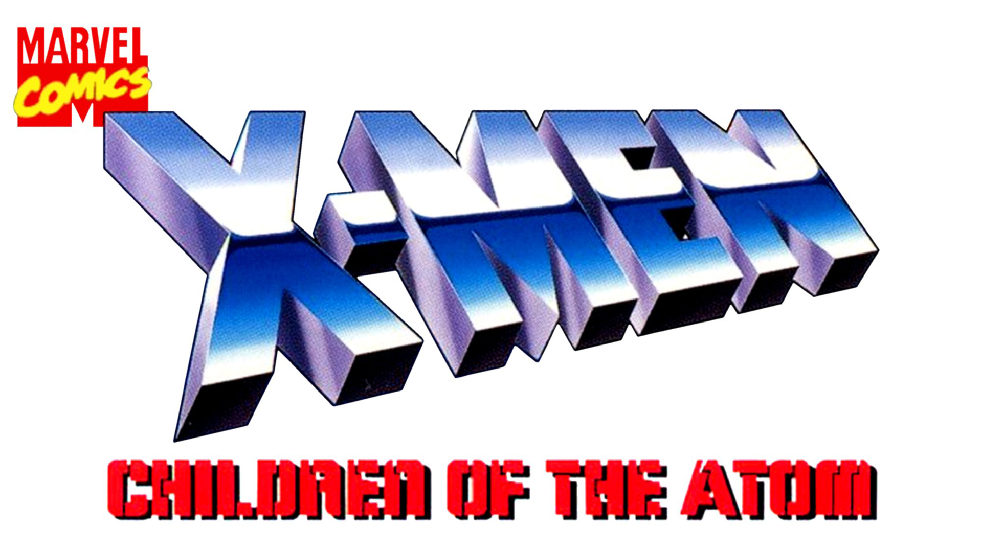 X-Men: Children of the Atom Logo