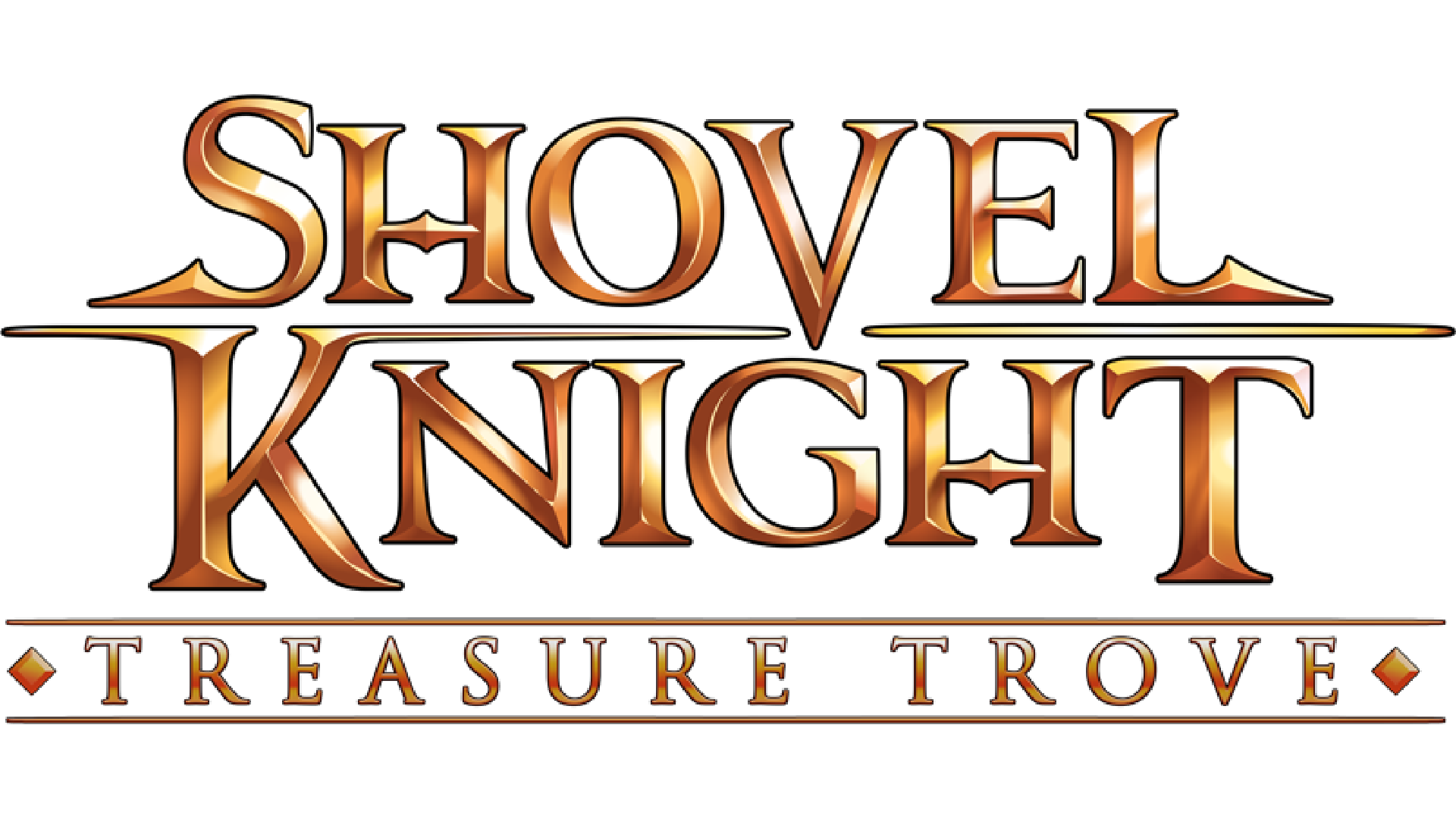 Shovel Knight: Treasure Trove Logo