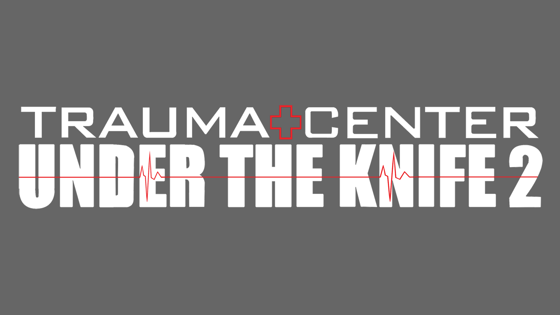 Trauma Center: Under the Knife 2 Logo