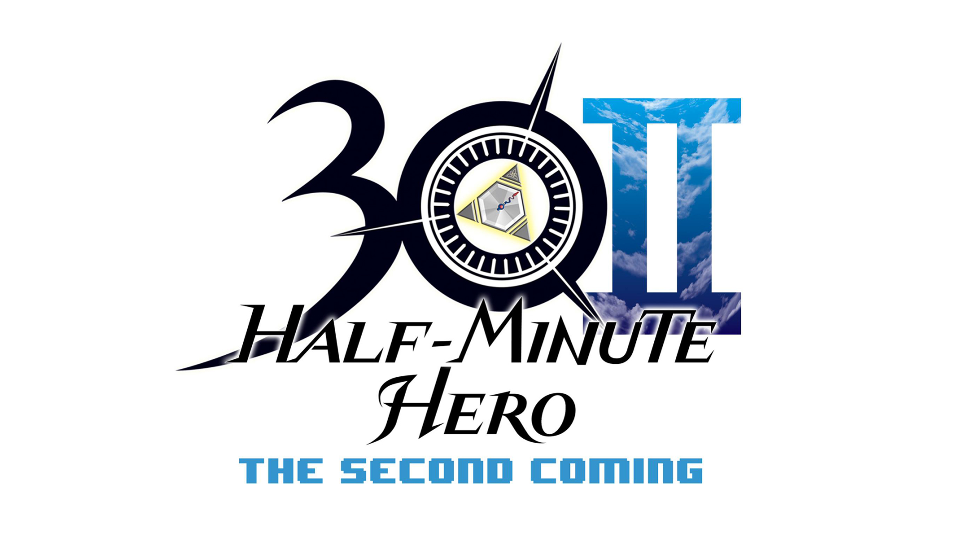 Half-Minute Hero: The Second Coming Logo
