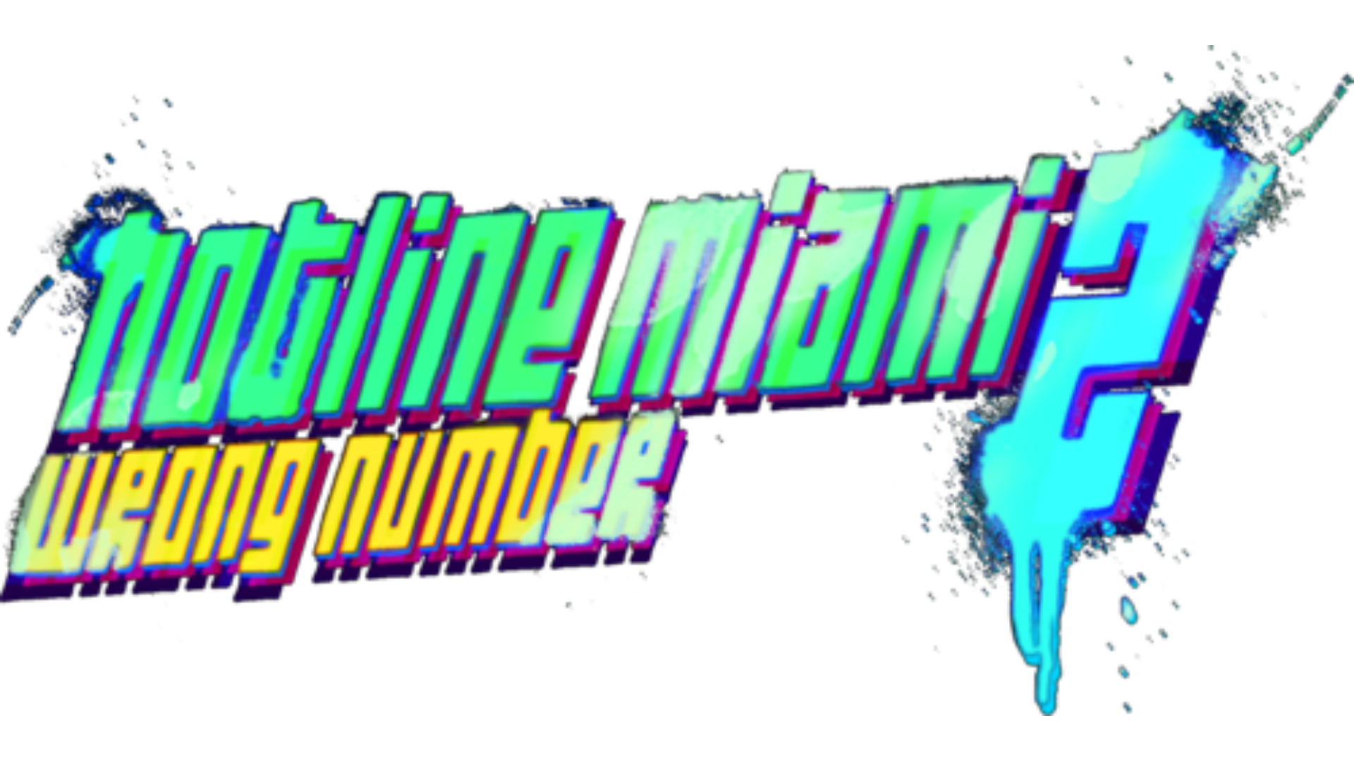 Hotline Miami 2: Wrong Number Logo