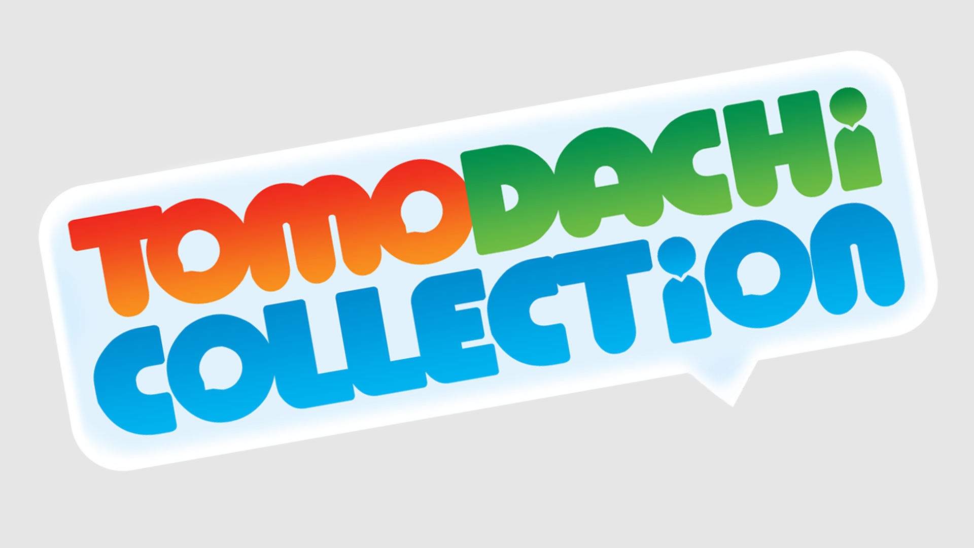Tomodachi Collection Logo