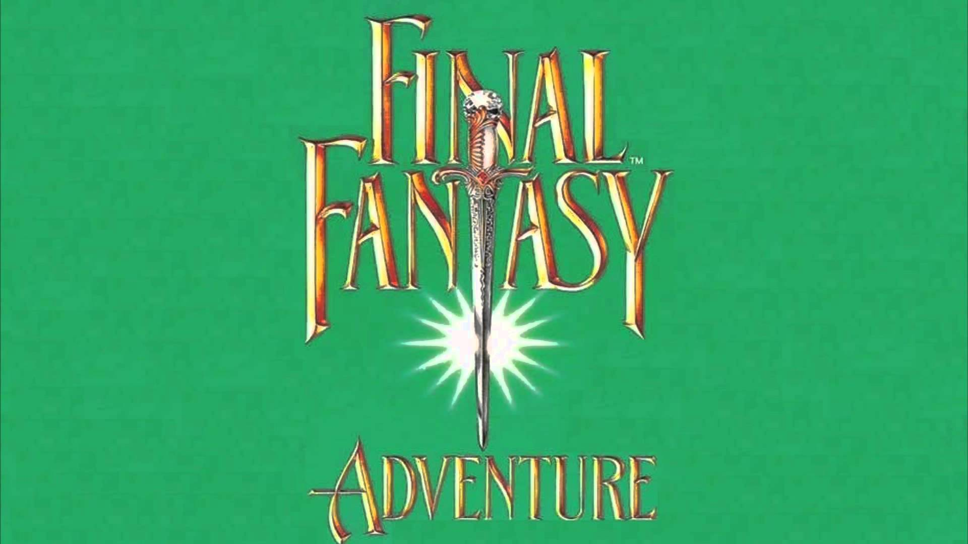 Final Fantasy Adventure Logo