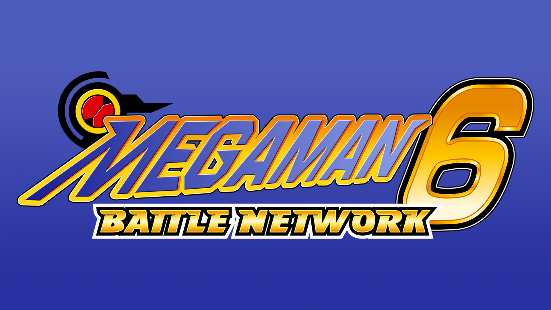 Mega Man Battle Network 6 Logo