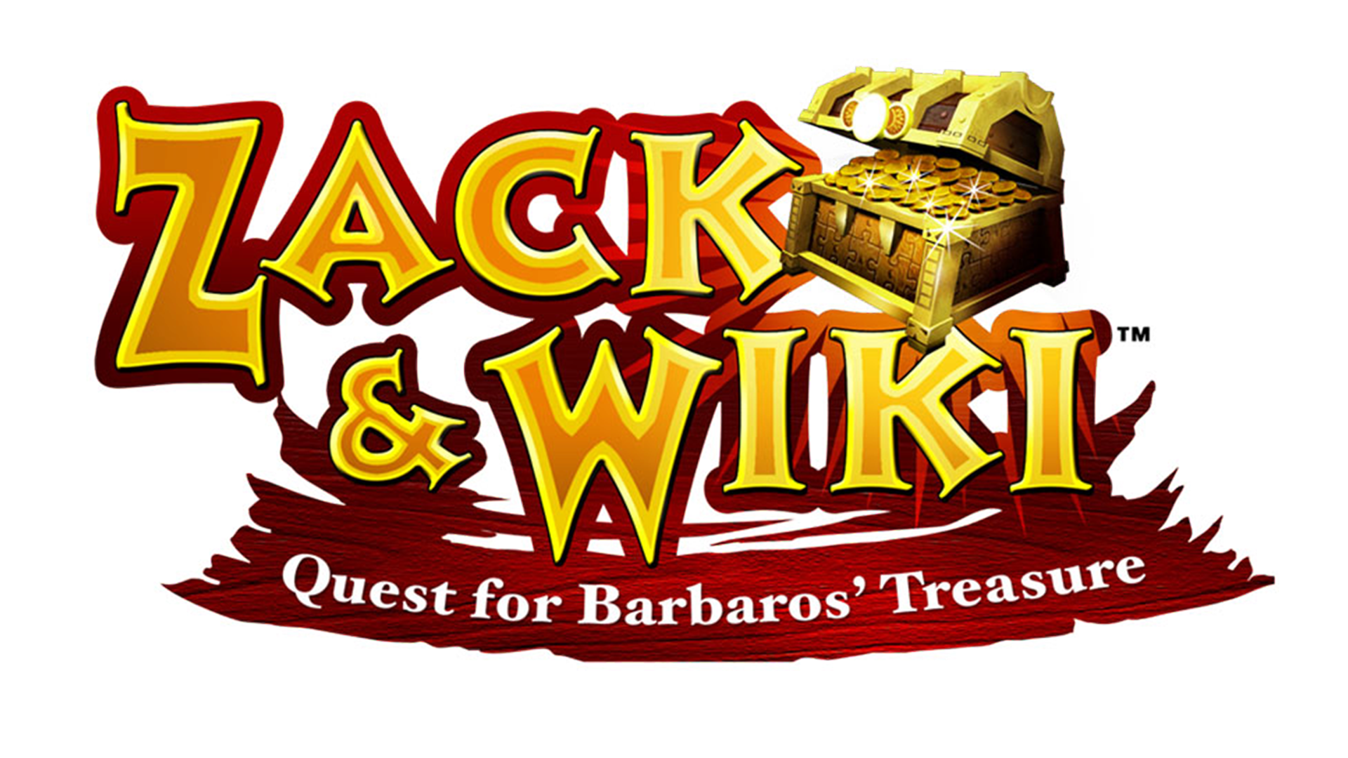 Zack & Wiki: Quest for Barbaros' Treasure Logo
