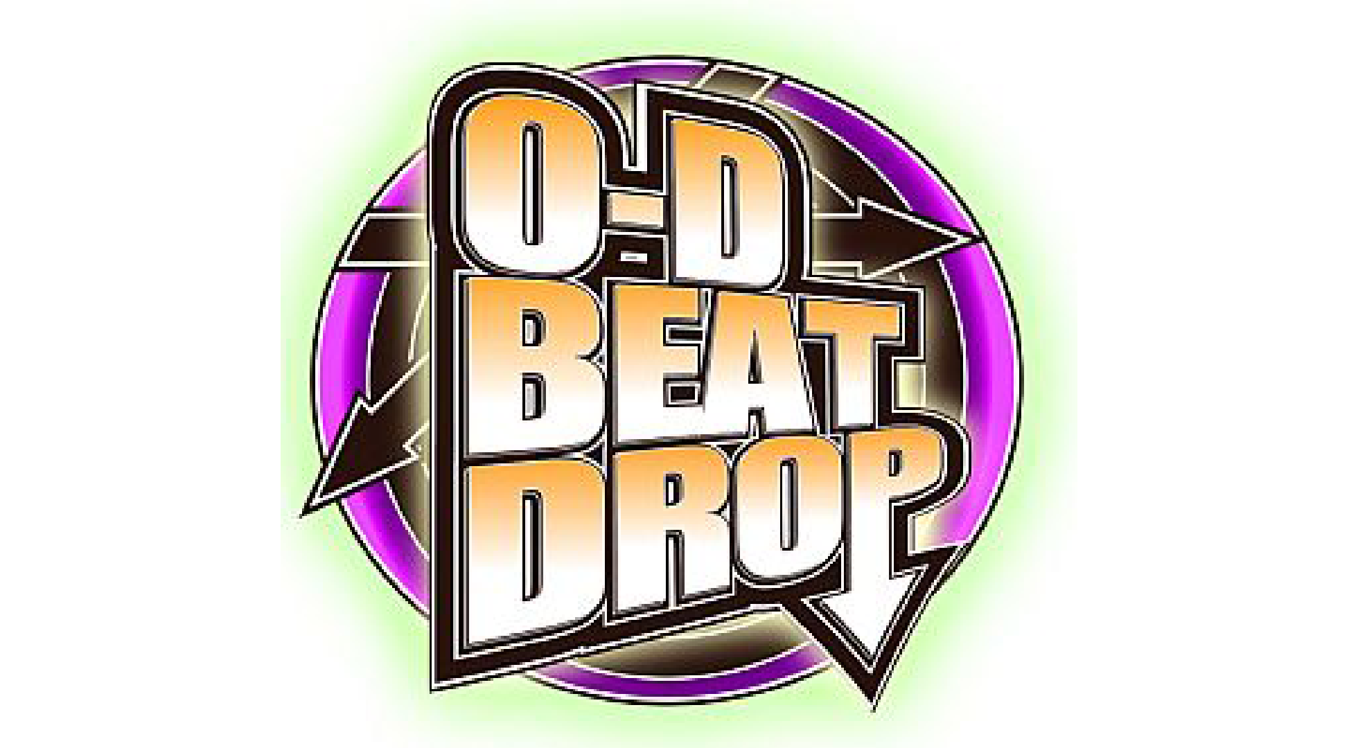 0-D Beat Drop Logo