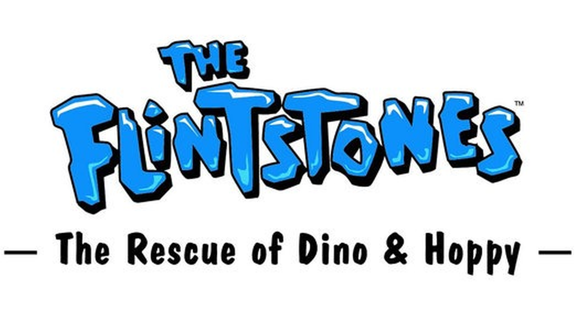 The Flintstones: The Rescue of Dino and Hoppy Logo