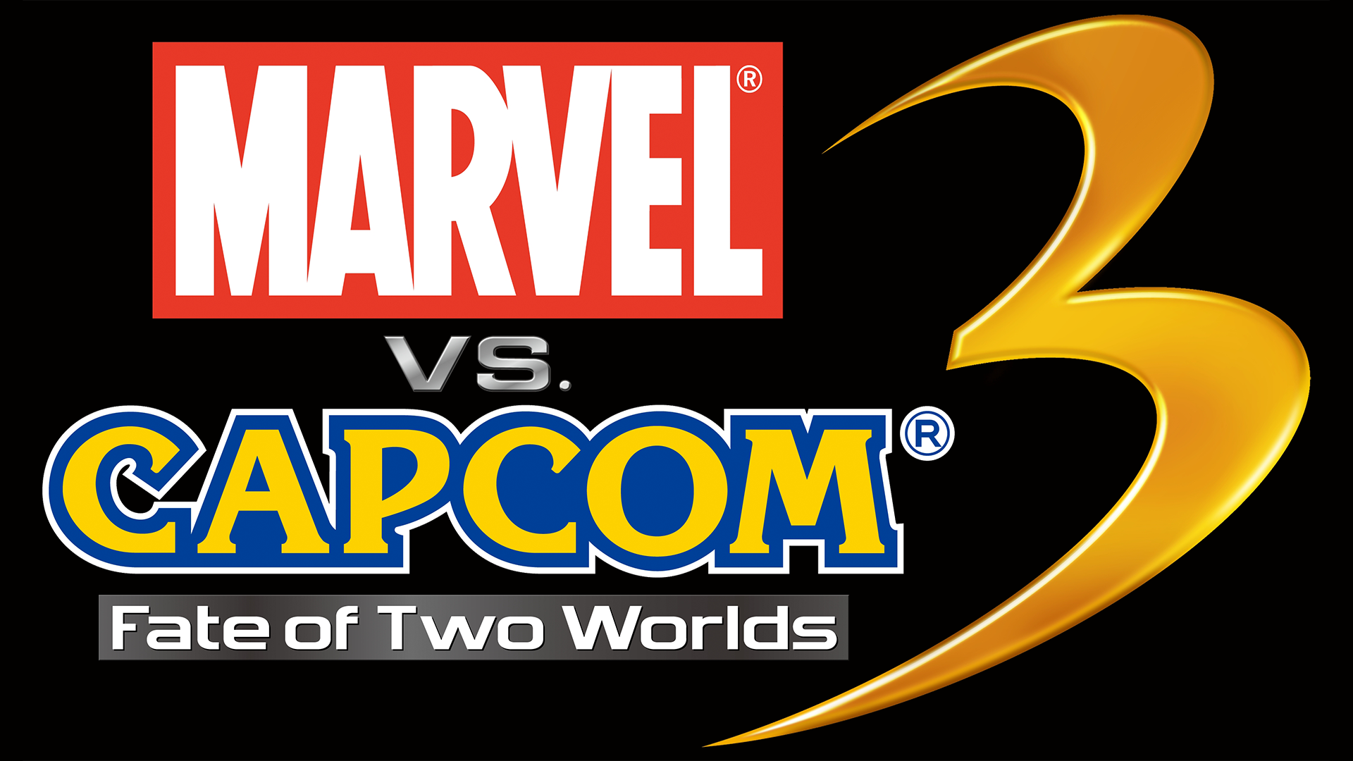 Marvel vs. Capcom 3: Fate of Two Worlds Logo