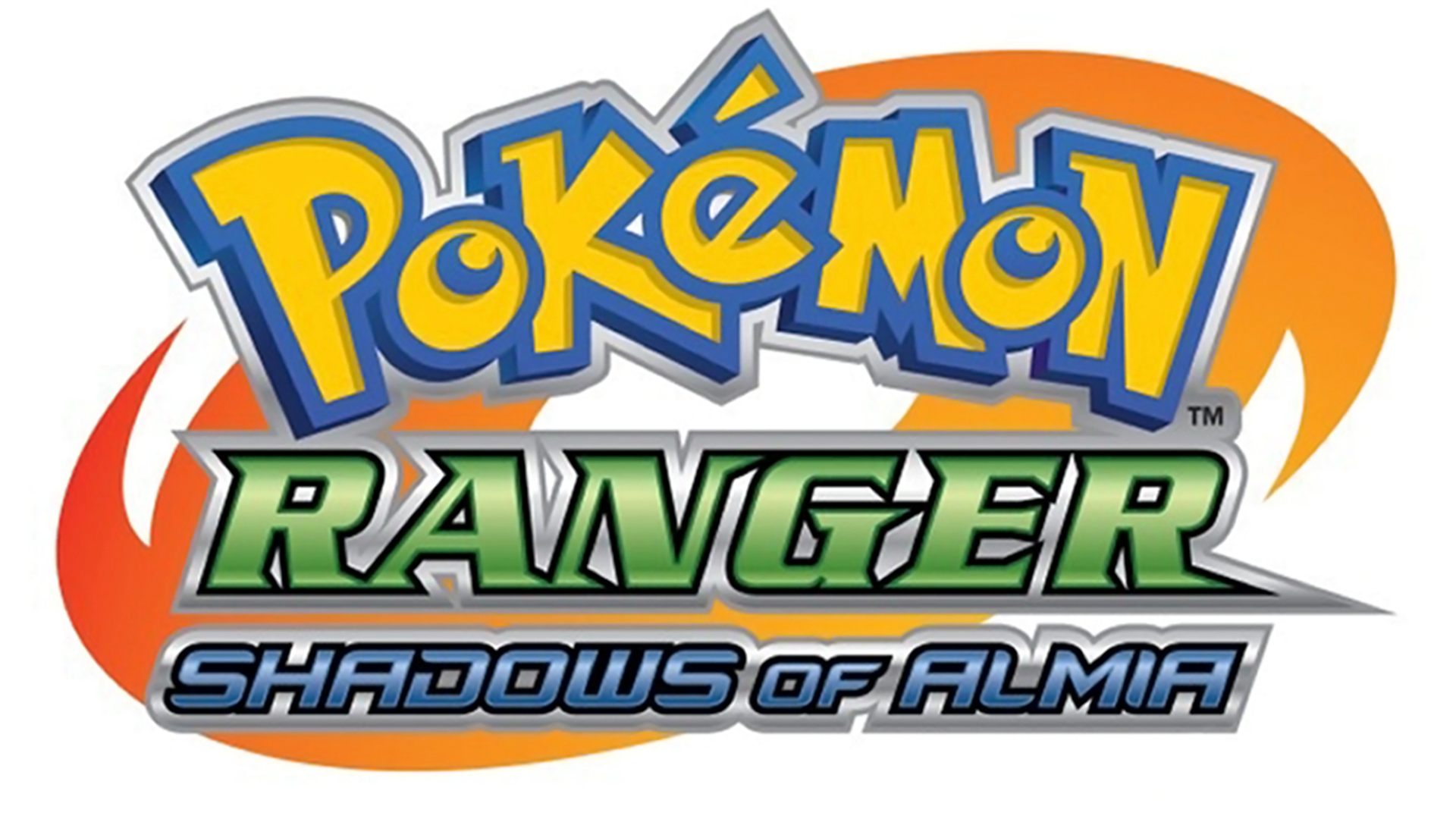 Pokémon Ranger: Shadows of Almia Logo