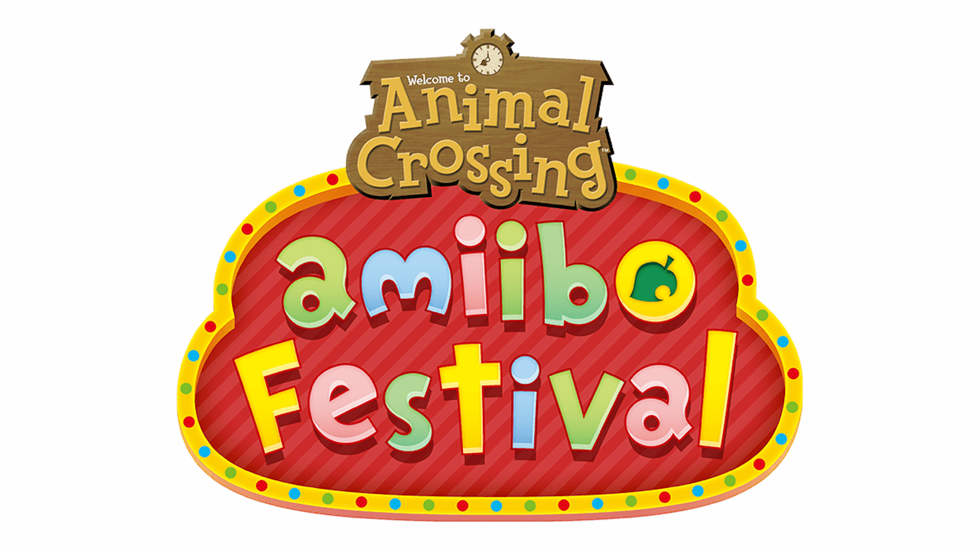 Animal Crossing: Amiibo Festival Logo
