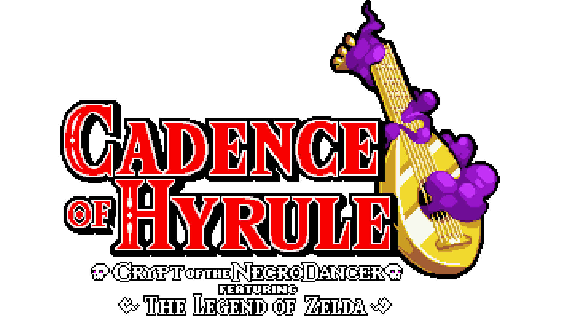 Cadence of Hyrule: Crypt of the NecroDancer feat. The Legend of Zelda Logo