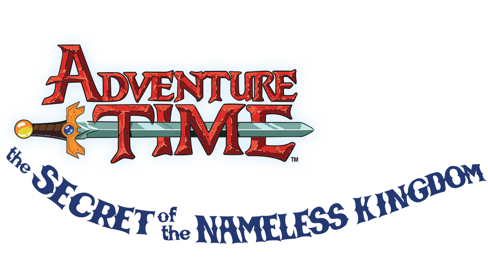 Adventure Time: The Secret of the Nameless Kingdom Logo