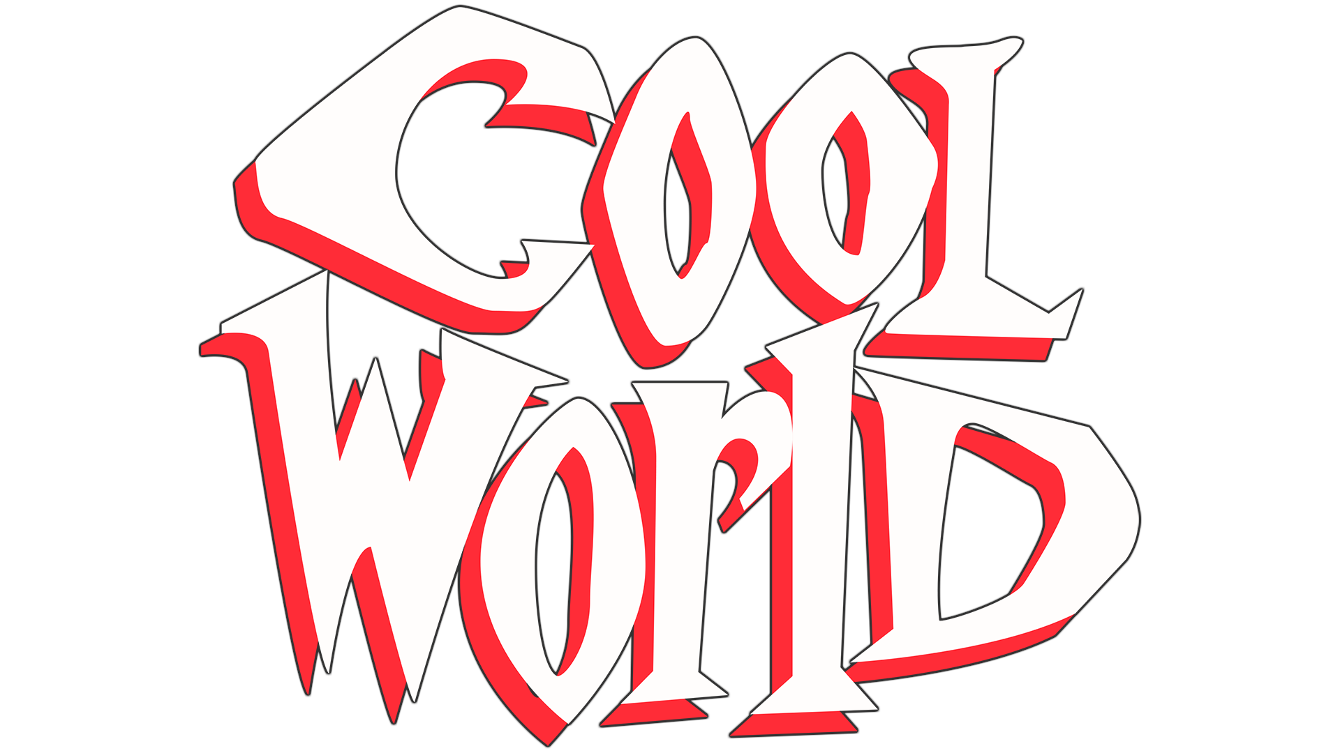 Cool World (SNES) Logo