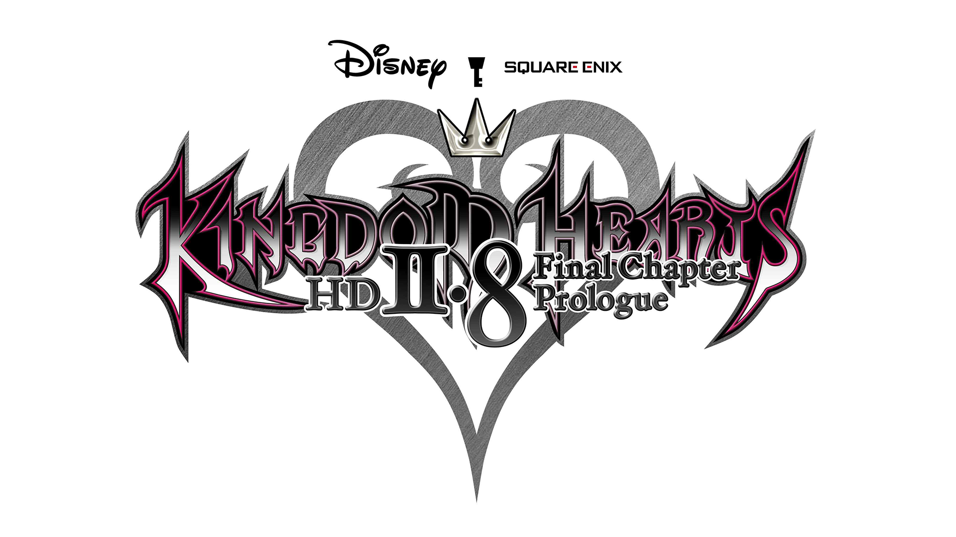 Kingdom Hearts HD 2.8 Final Chapter Prologue Logo