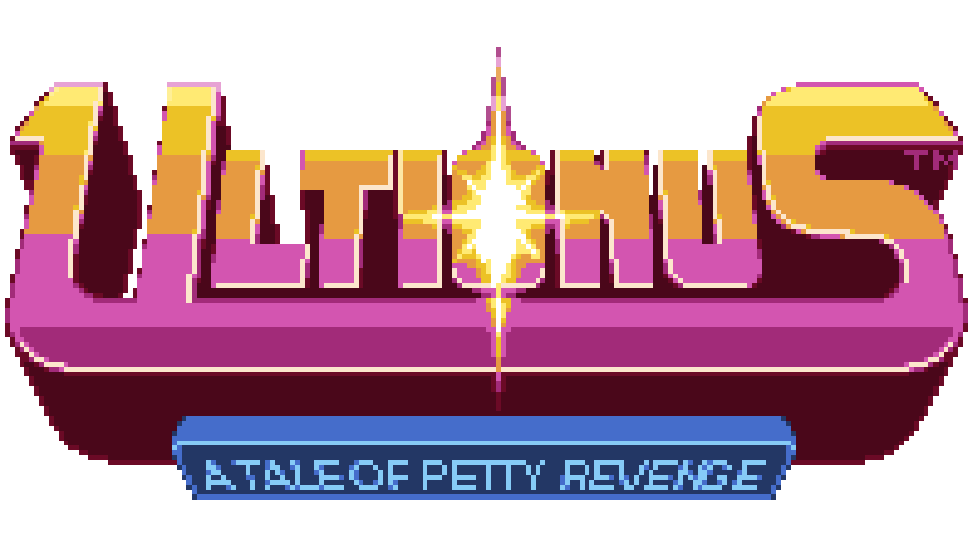 Ultionus: A Tale of Petty Revenge Logo